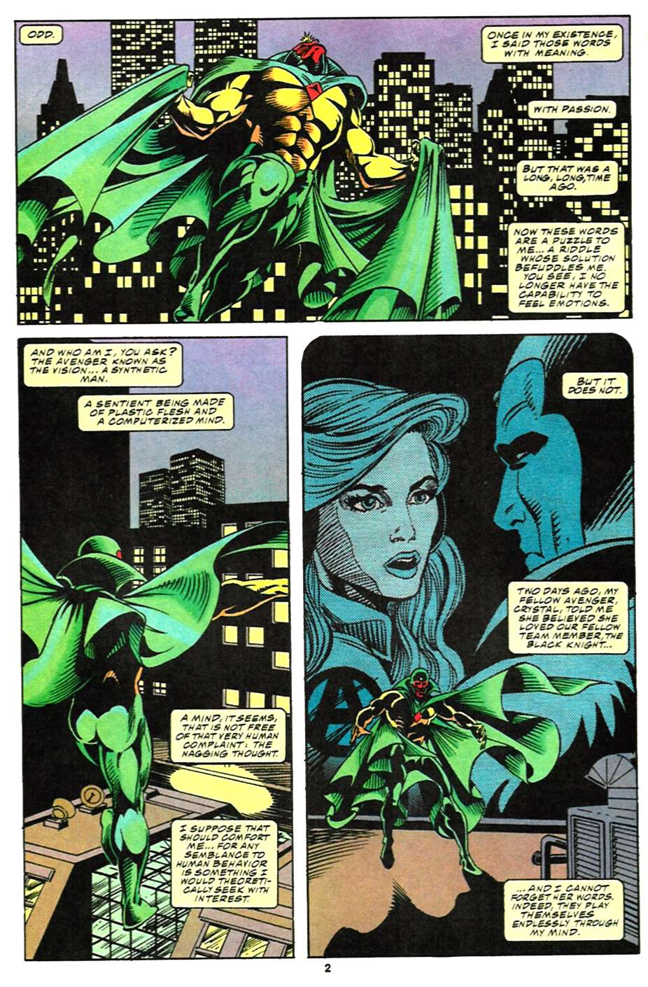 The Avengers (1963) 367 Page 2