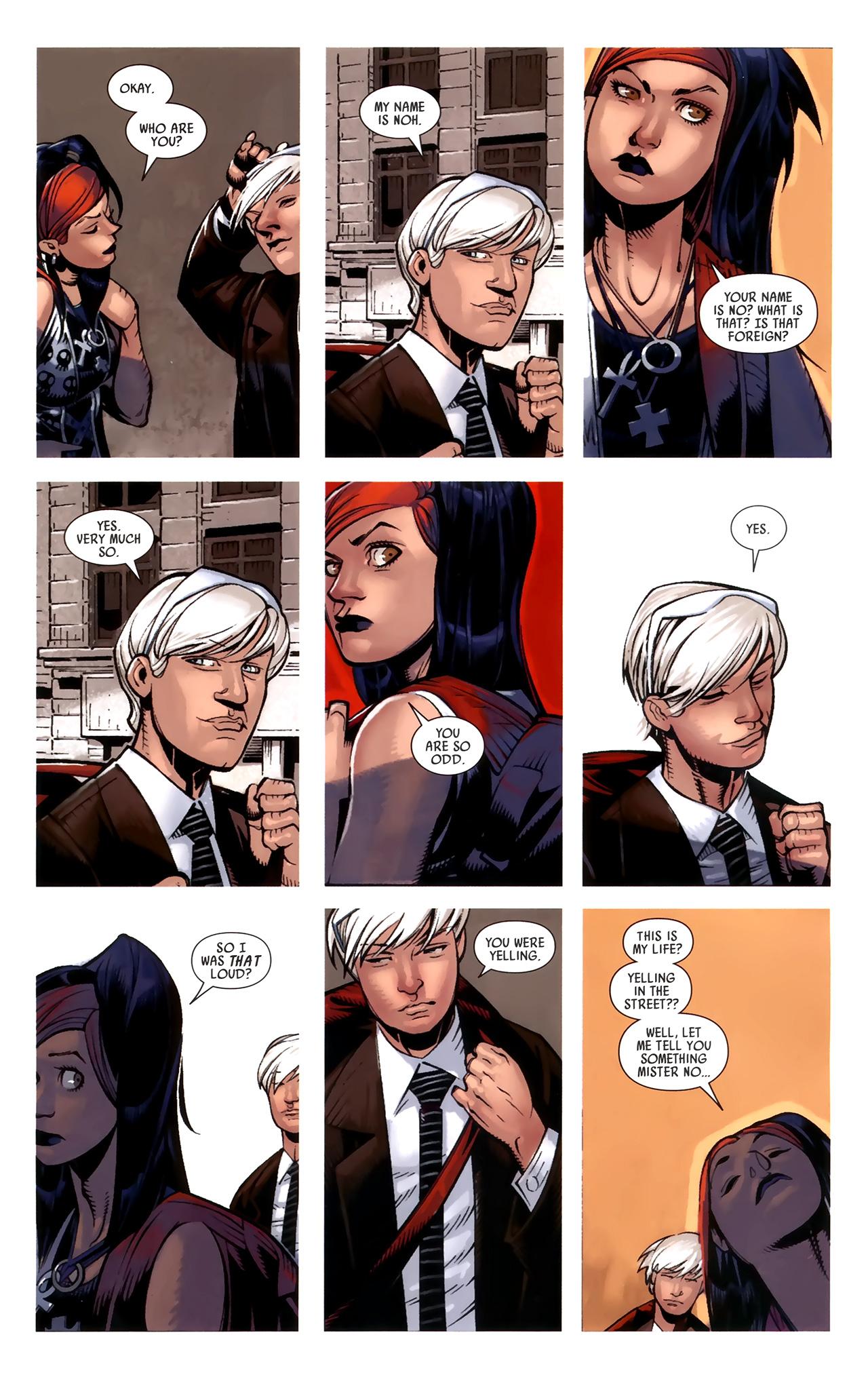 Read online Dark Avengers (2009) comic -  Issue # _Annual 1 - 9