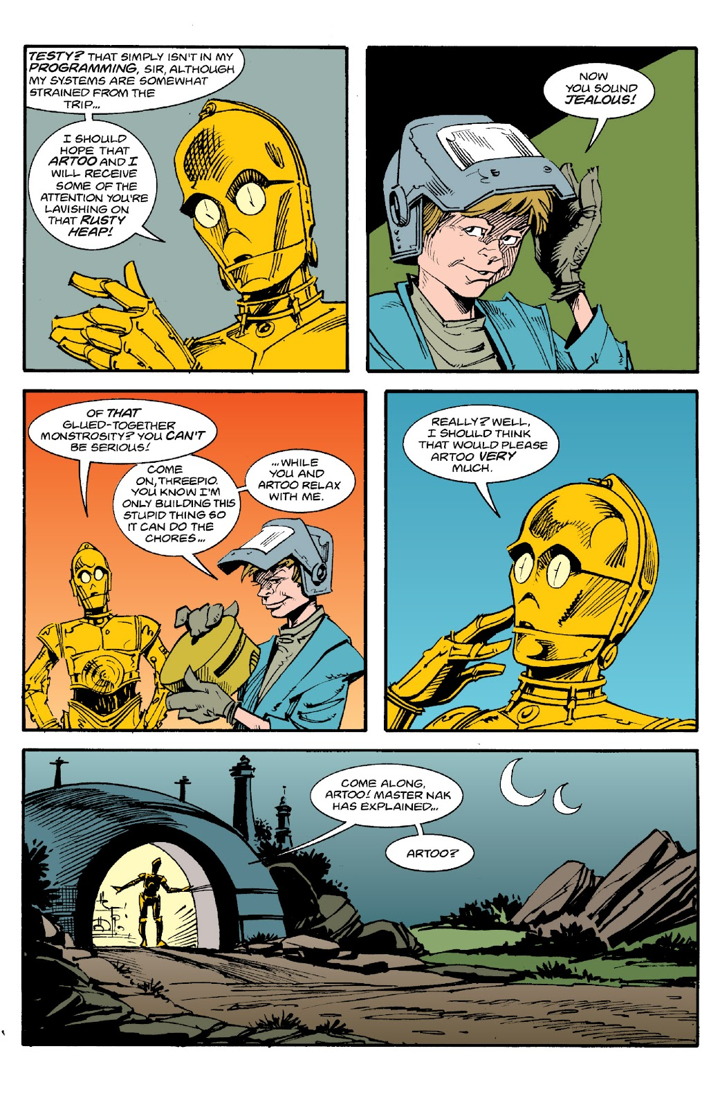 Read online Star Wars Legends Epic Collection: The Empire comic -  Issue # TPB 5 (Part 2) - 42