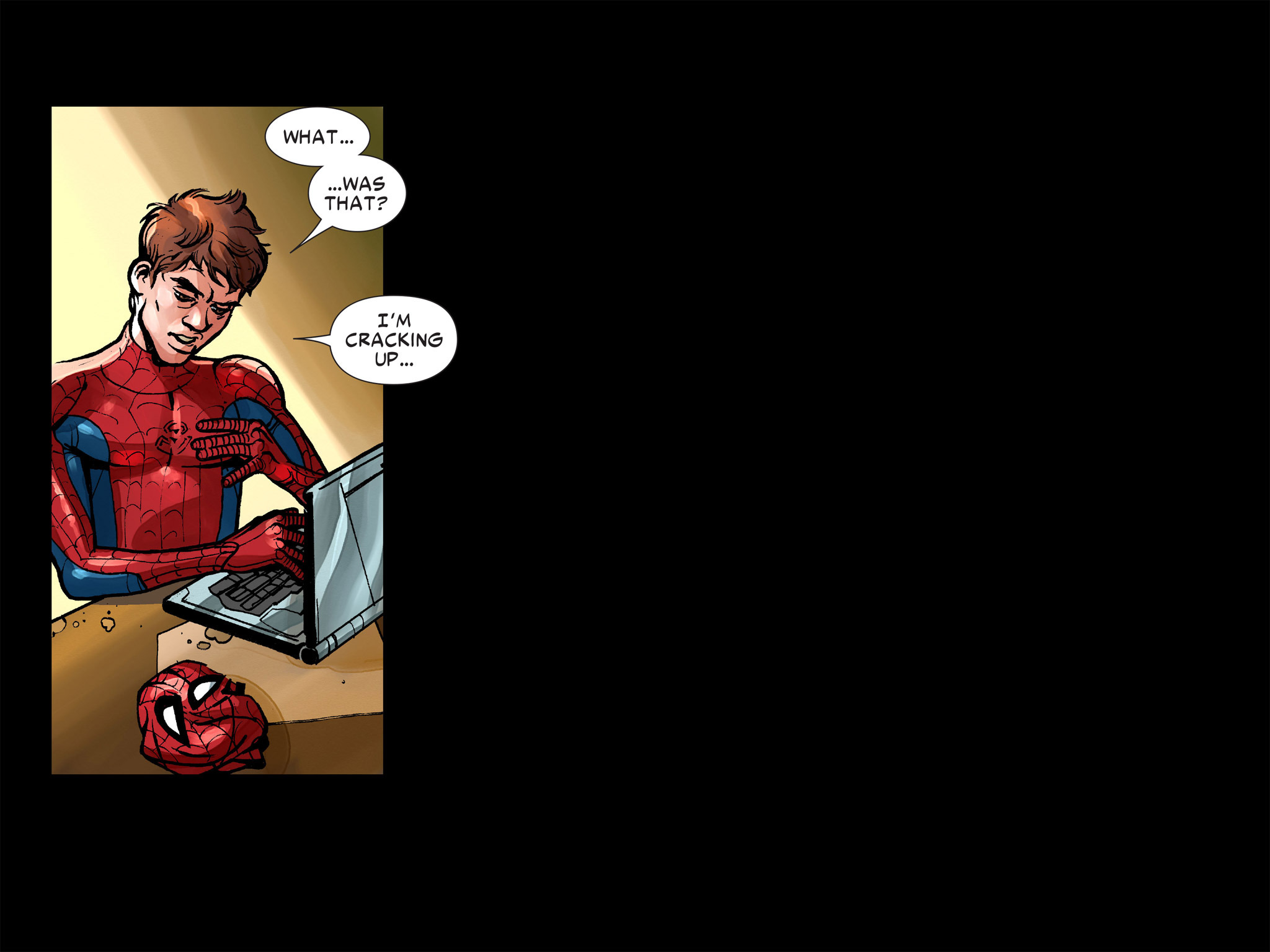 Read online Amazing Spider-Man: Who Am I? comic -  Issue # Full (Part 1) - 102