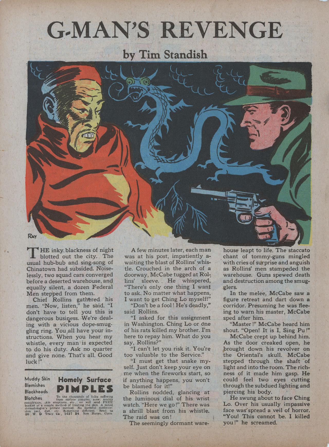 Read online Detective Comics (1937) comic -  Issue #48 - 50