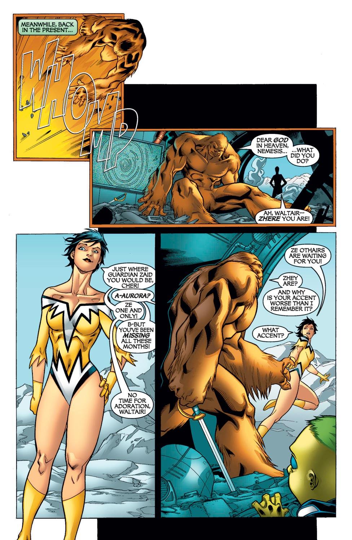 Read online Alpha Flight (2004) comic -  Issue #12 - 9