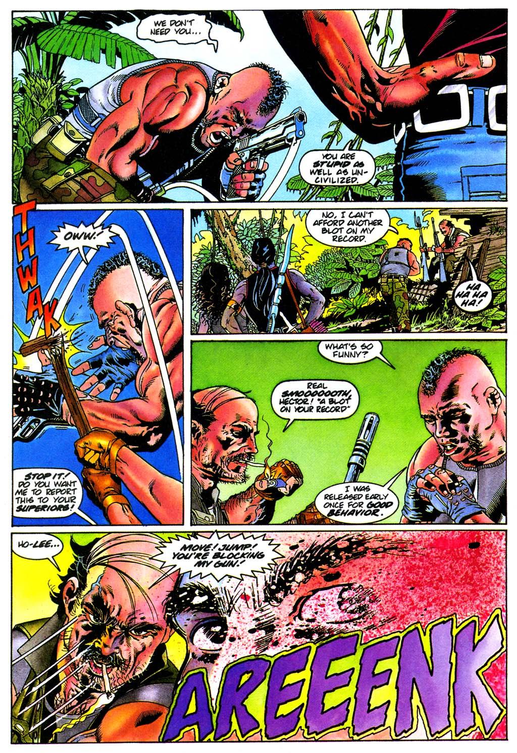 Read online Turok, Dinosaur Hunter (1993) comic -  Issue #28 - 11