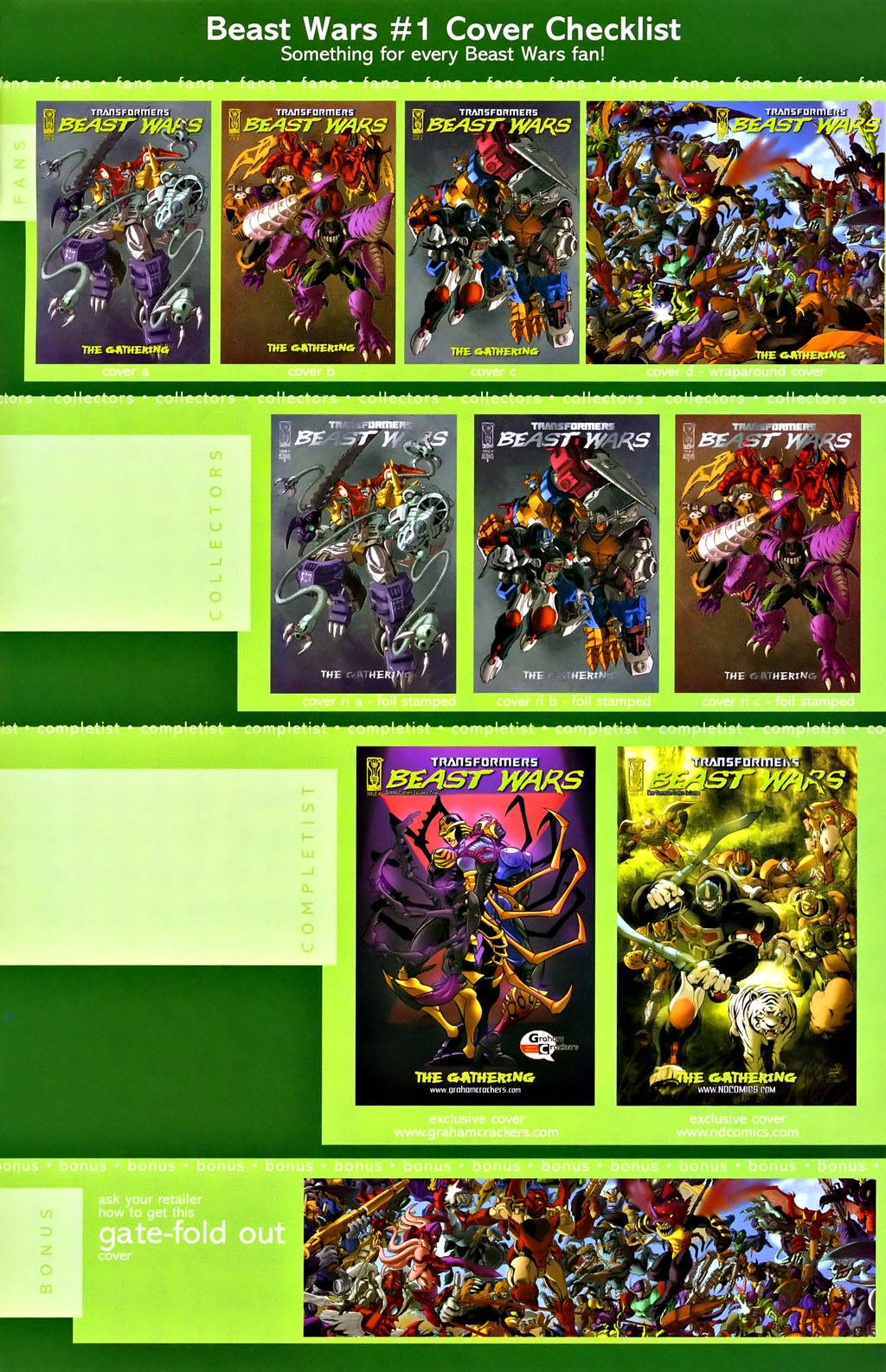Read online Transformers, Beast Wars: The Gathering comic -  Issue #1 - 29