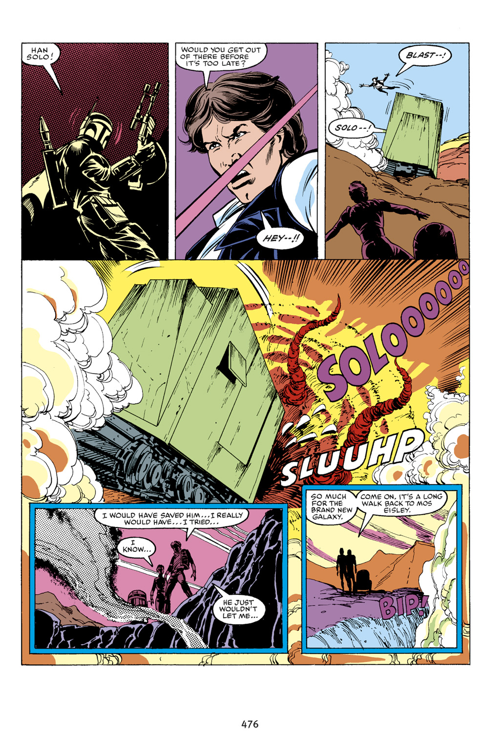 Read online Star Wars Omnibus comic -  Issue # Vol. 18.5 - 193