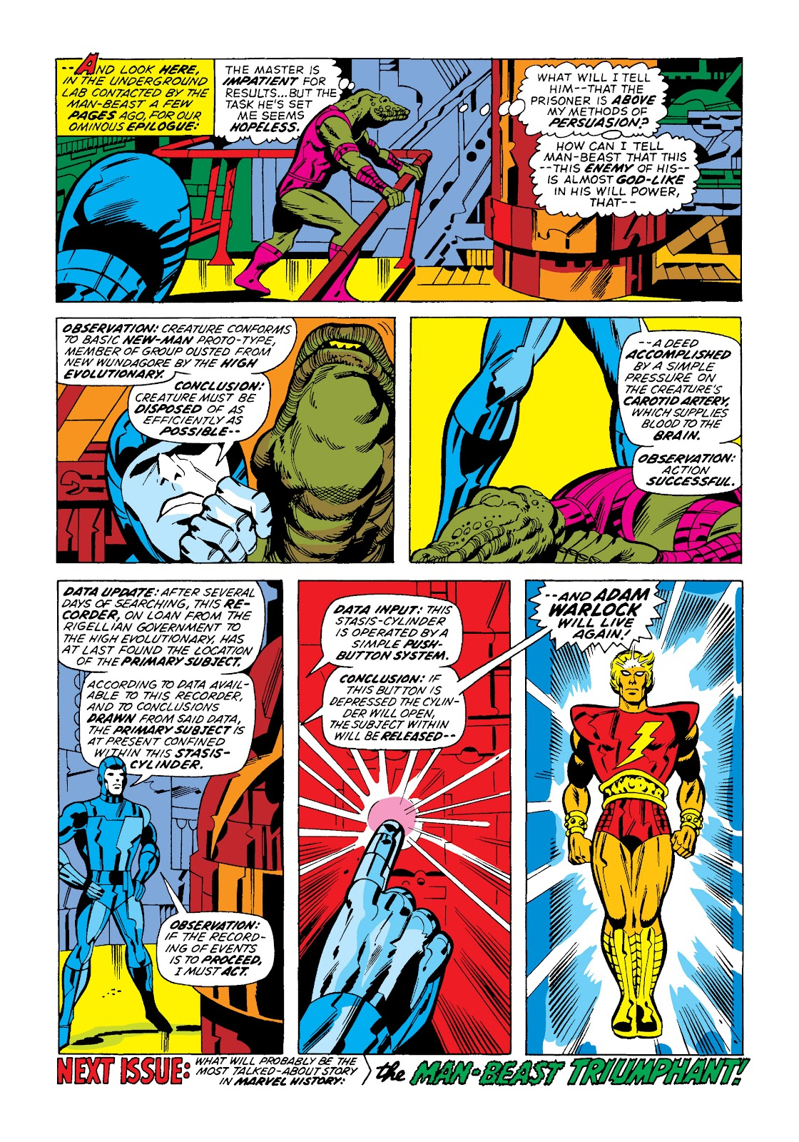 Read online Marvel Masterworks: The Incredible Hulk comic -  Issue # TPB 10 (Part 2) - 26