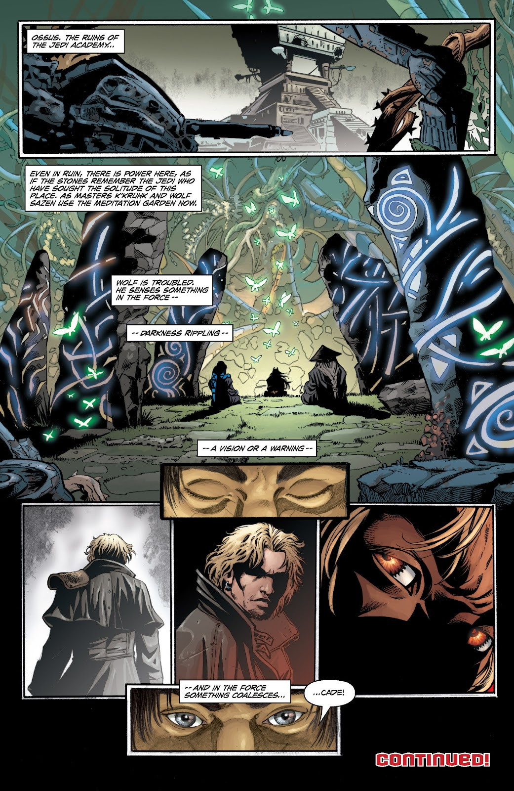 Read online Star Wars Legends: Legacy - Epic Collection comic -  Issue # TPB 1 (Part 4) - 41