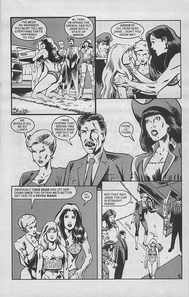Femforce Issue #46 #46 - English 33