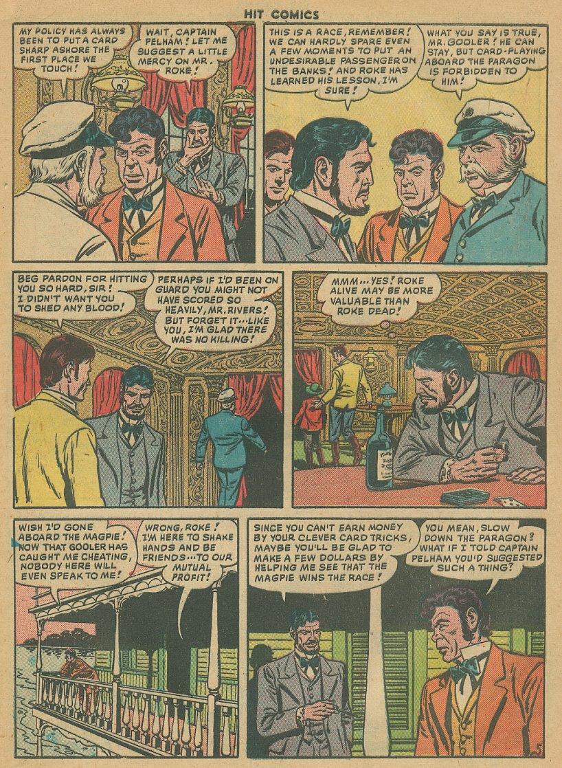 Read online Hit Comics comic -  Issue #61 - 7