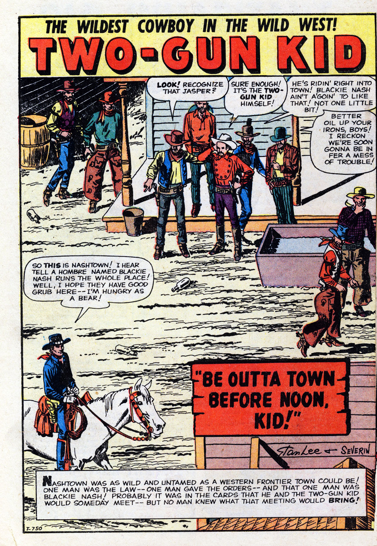 Read online Two-Gun Kid comic -  Issue #54 - 10