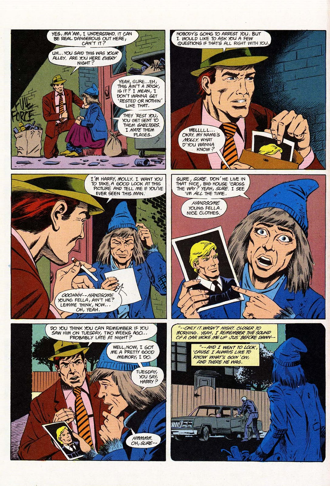 Vigilante (1983) issue 31 - Page 10