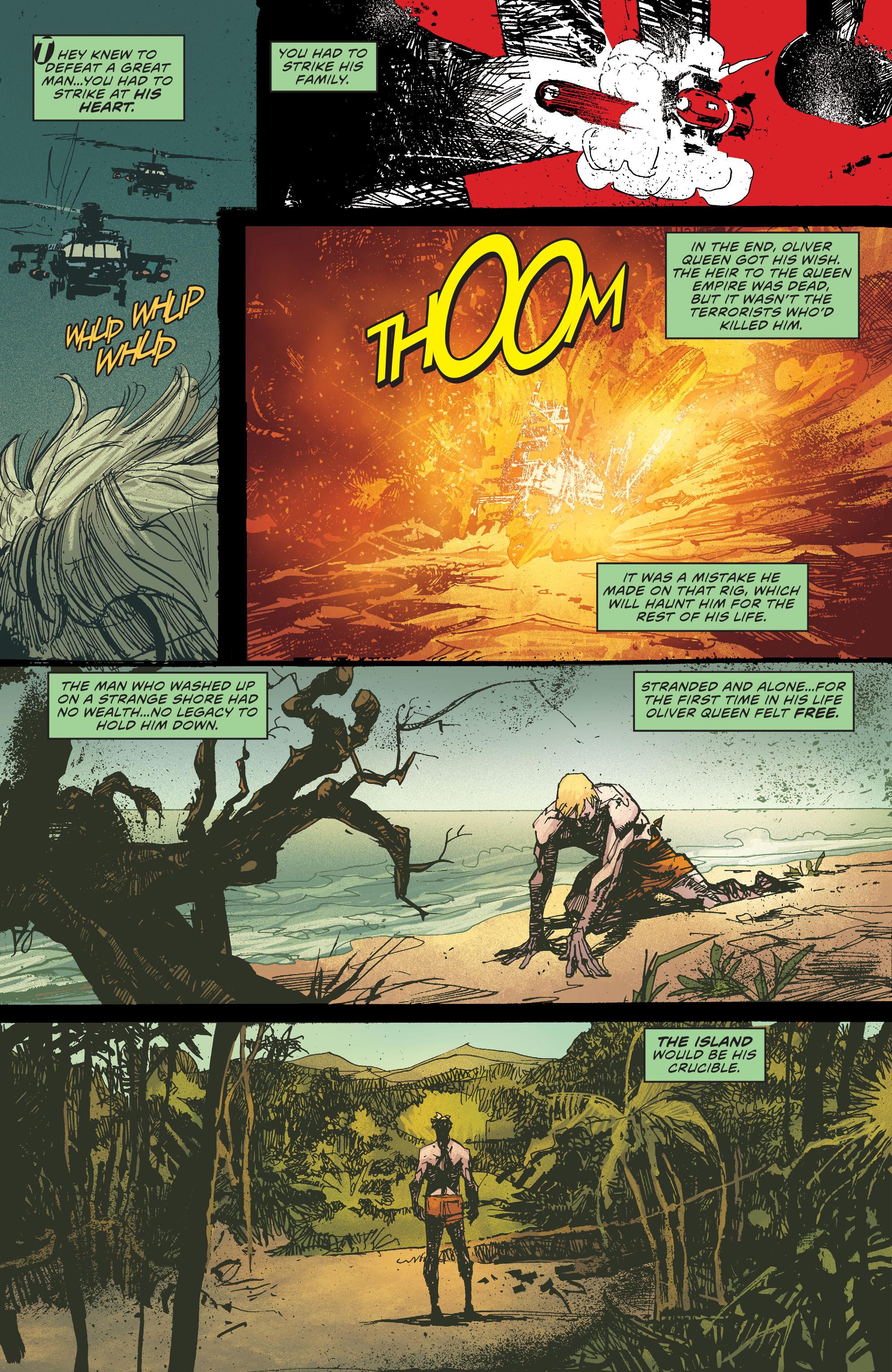 Read online Secret Origins (2014) comic -  Issue #4 - 18