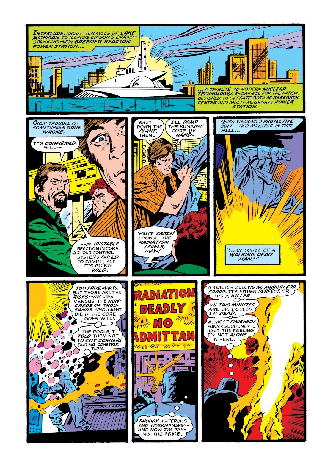 Read online Marvel Masterworks: Luke Cage, Power Man comic -  Issue # TPB 3 (Part 3) - 106