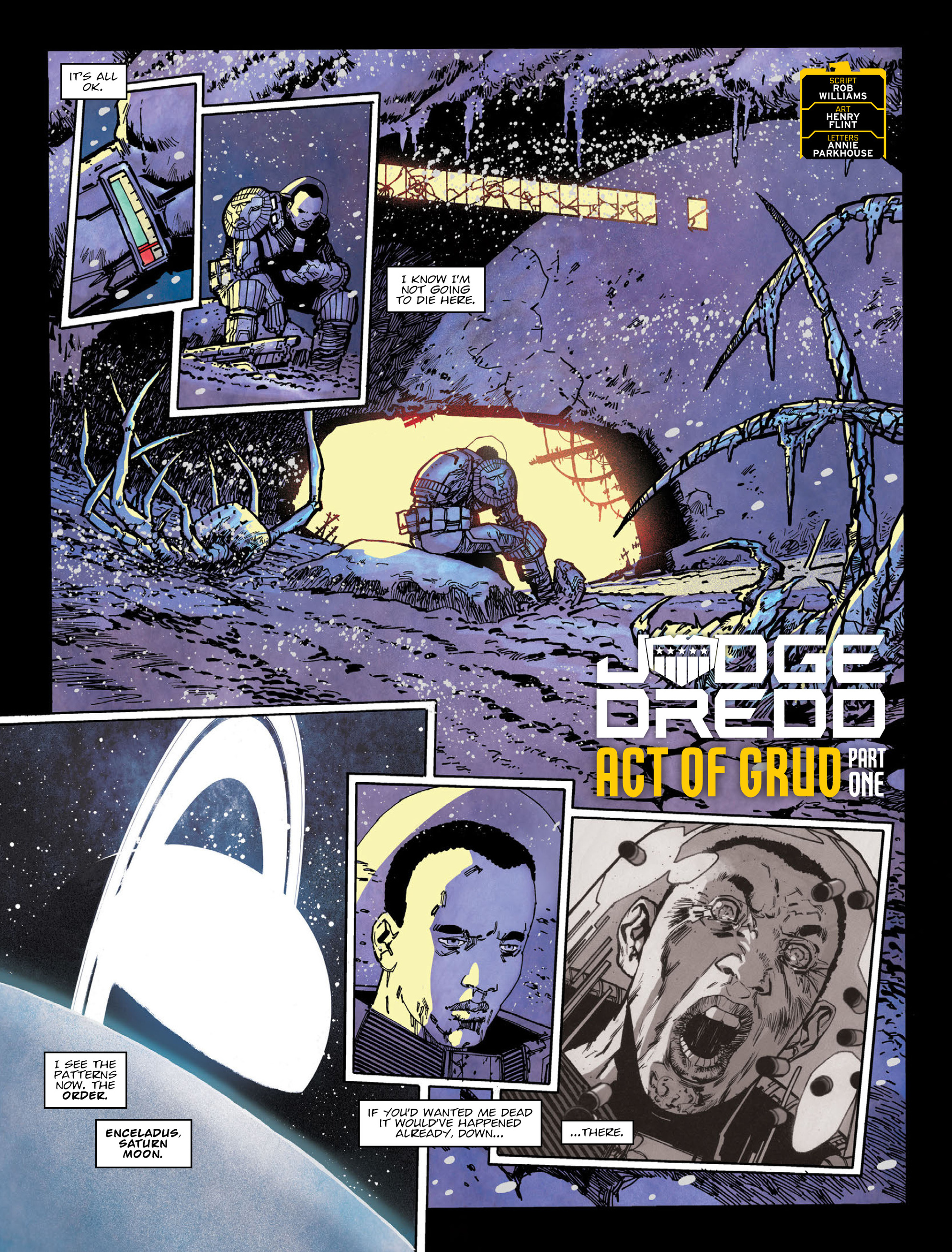 Read online 2000 AD comic -  Issue #2004 - 3
