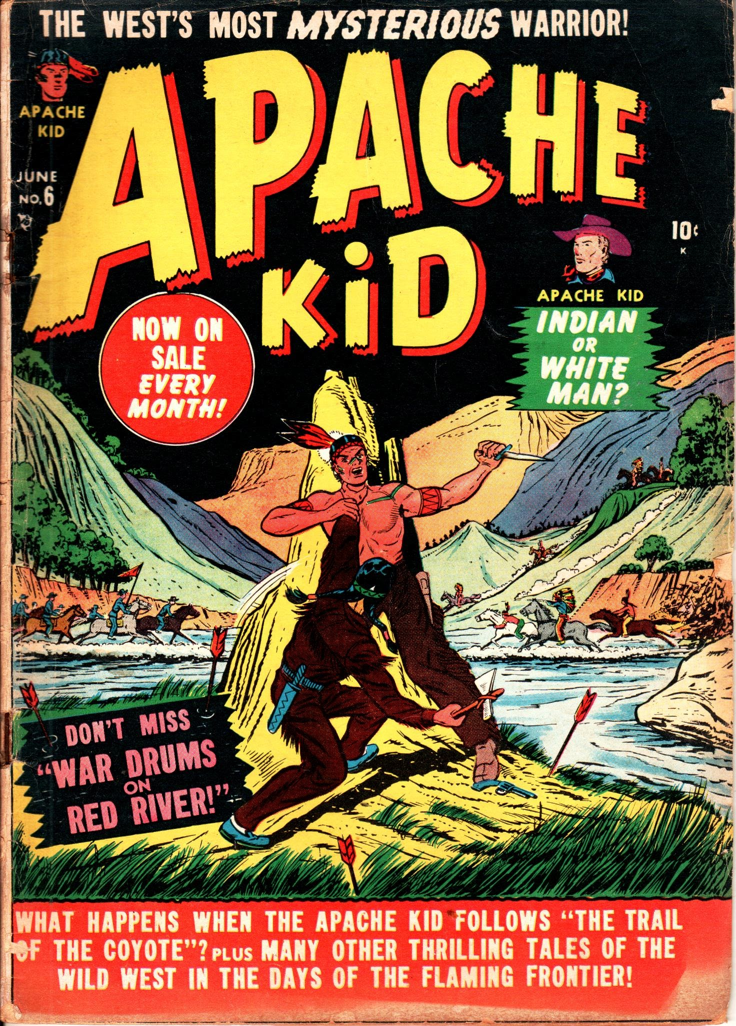 Apache Kid 6 Page 1