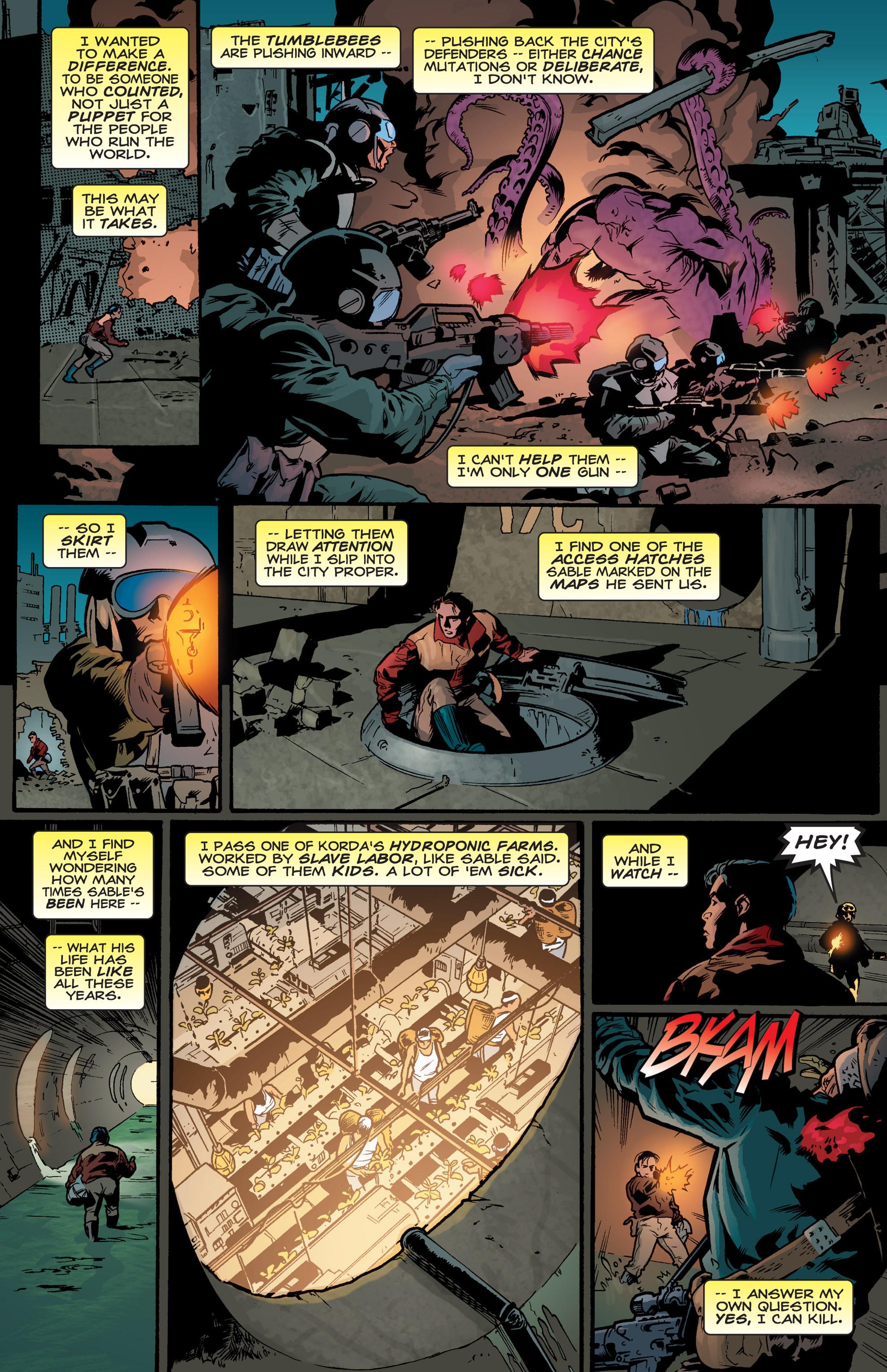 Read online Shockrockets comic -  Issue # TPB - 142