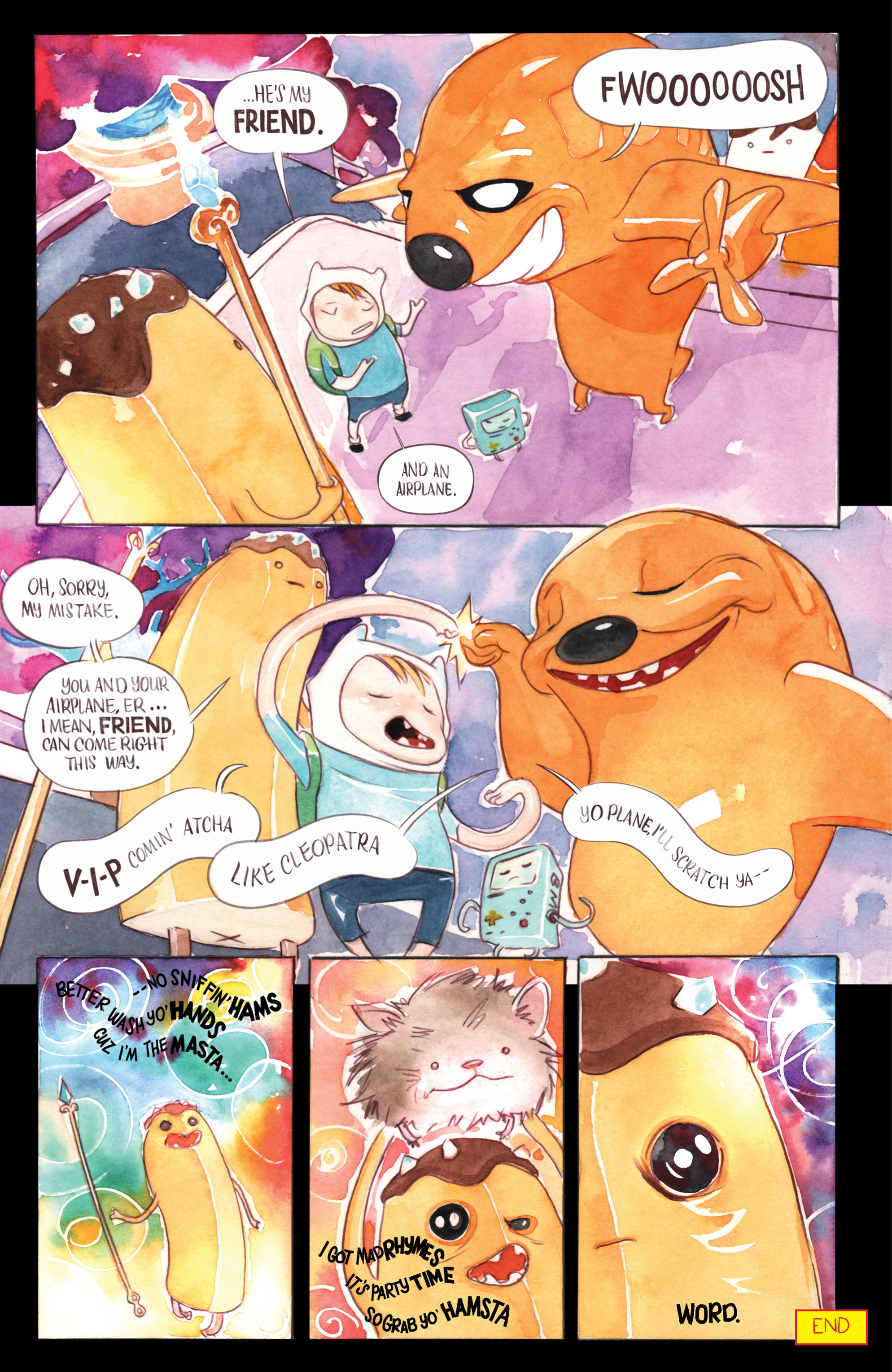 Read online Adventure Time comic -  Issue #Adventure Time _Annual 1 - 17