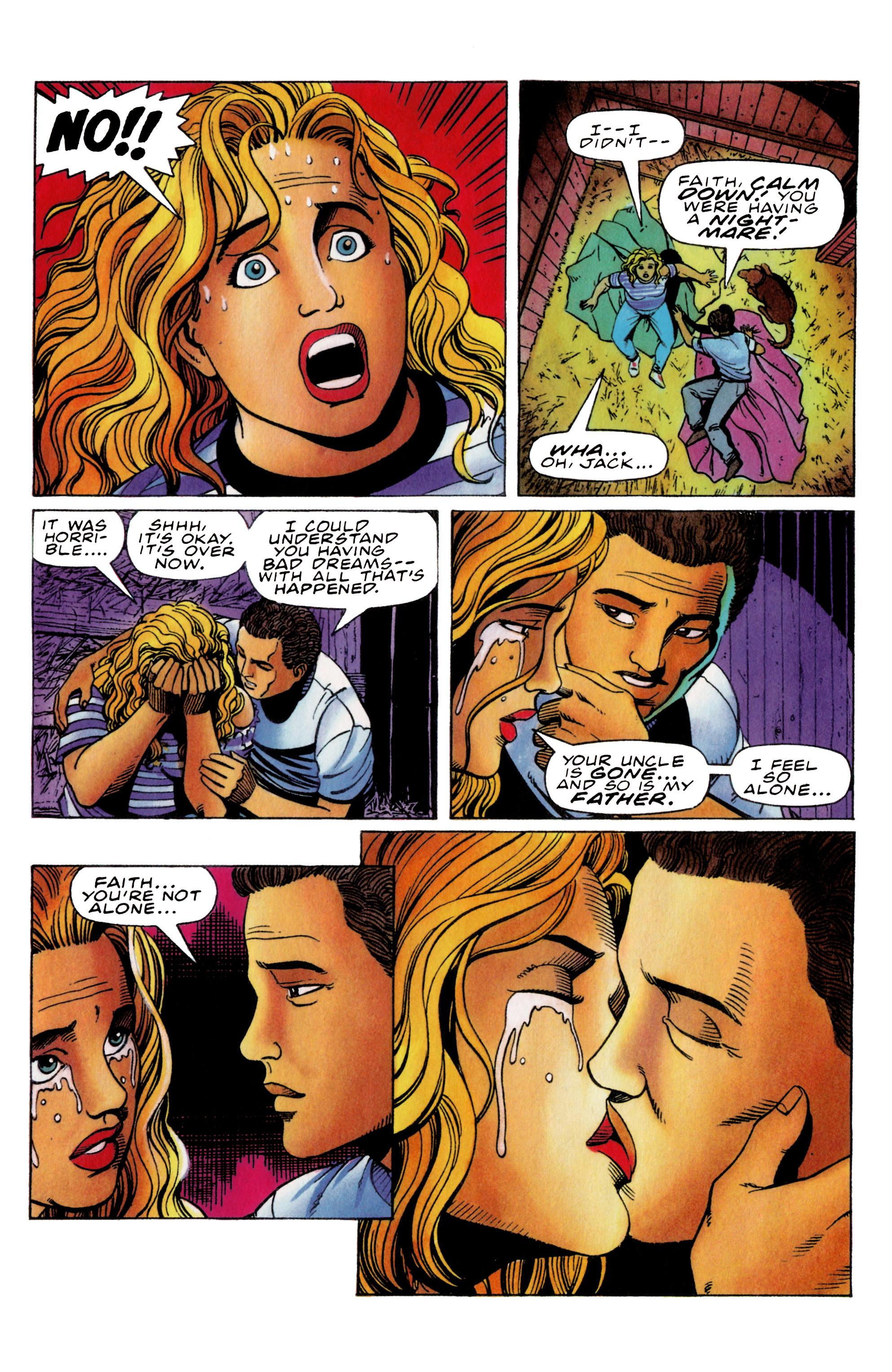 Read online Harbinger (1992) comic -  Issue #36 - 19