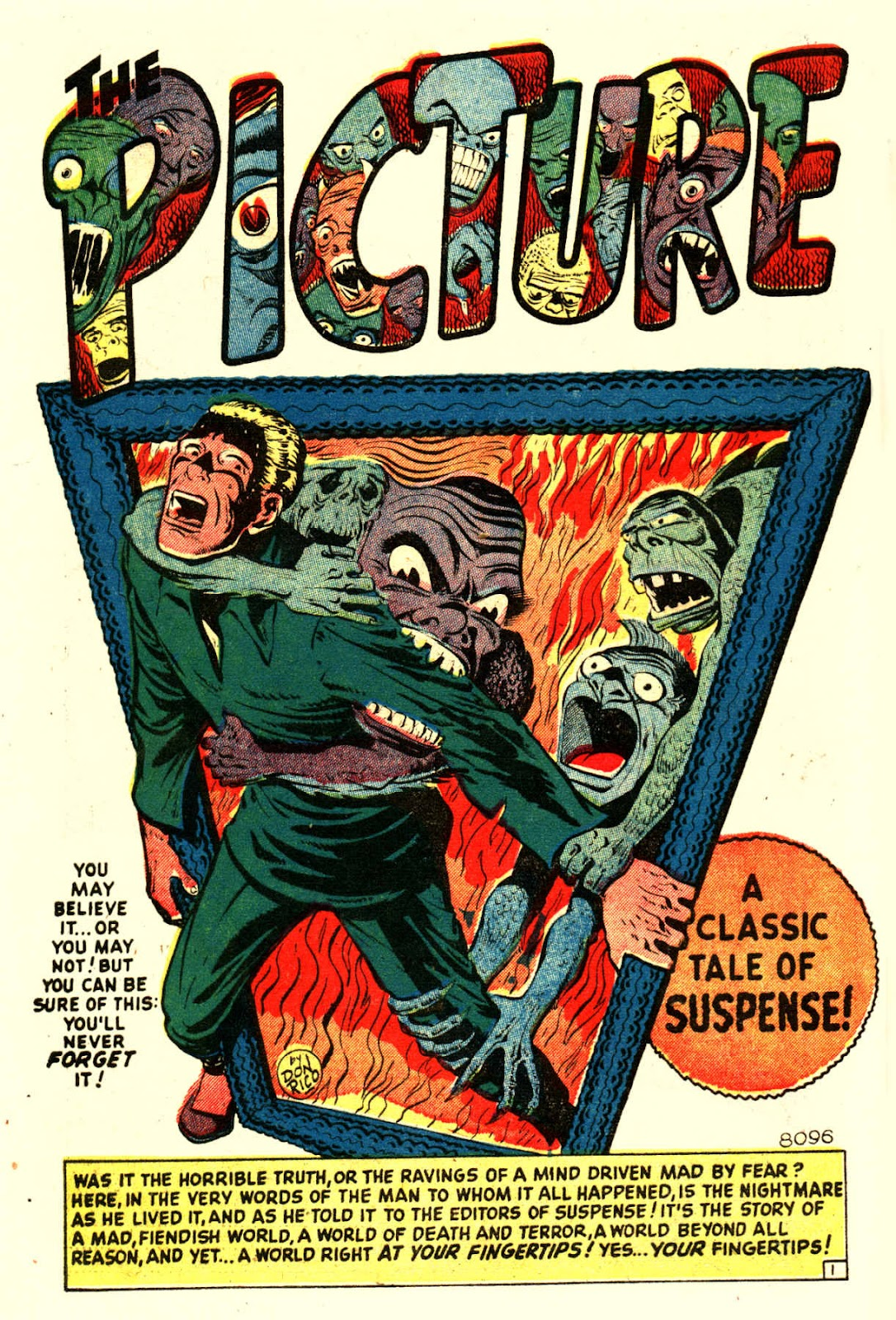 Suspense issue 8 - Page 3