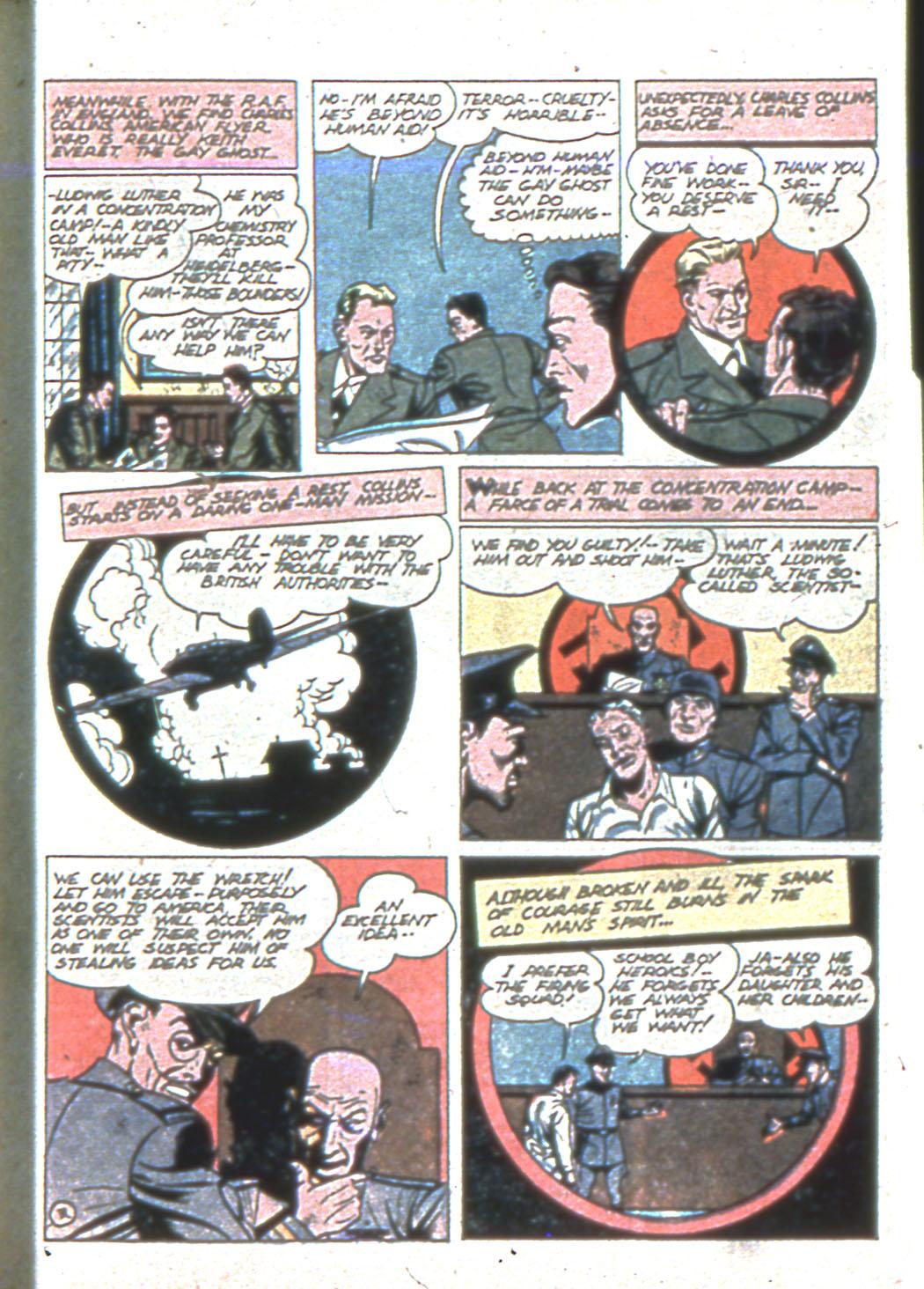 Read online Sensation (Mystery) Comics comic -  Issue #6 - 39