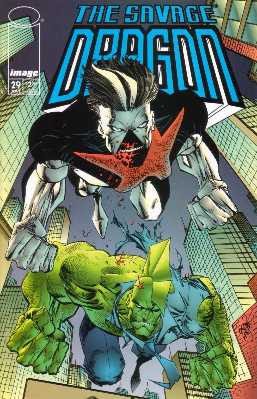 The Savage Dragon (1993) Issue #29 #32 - English 2