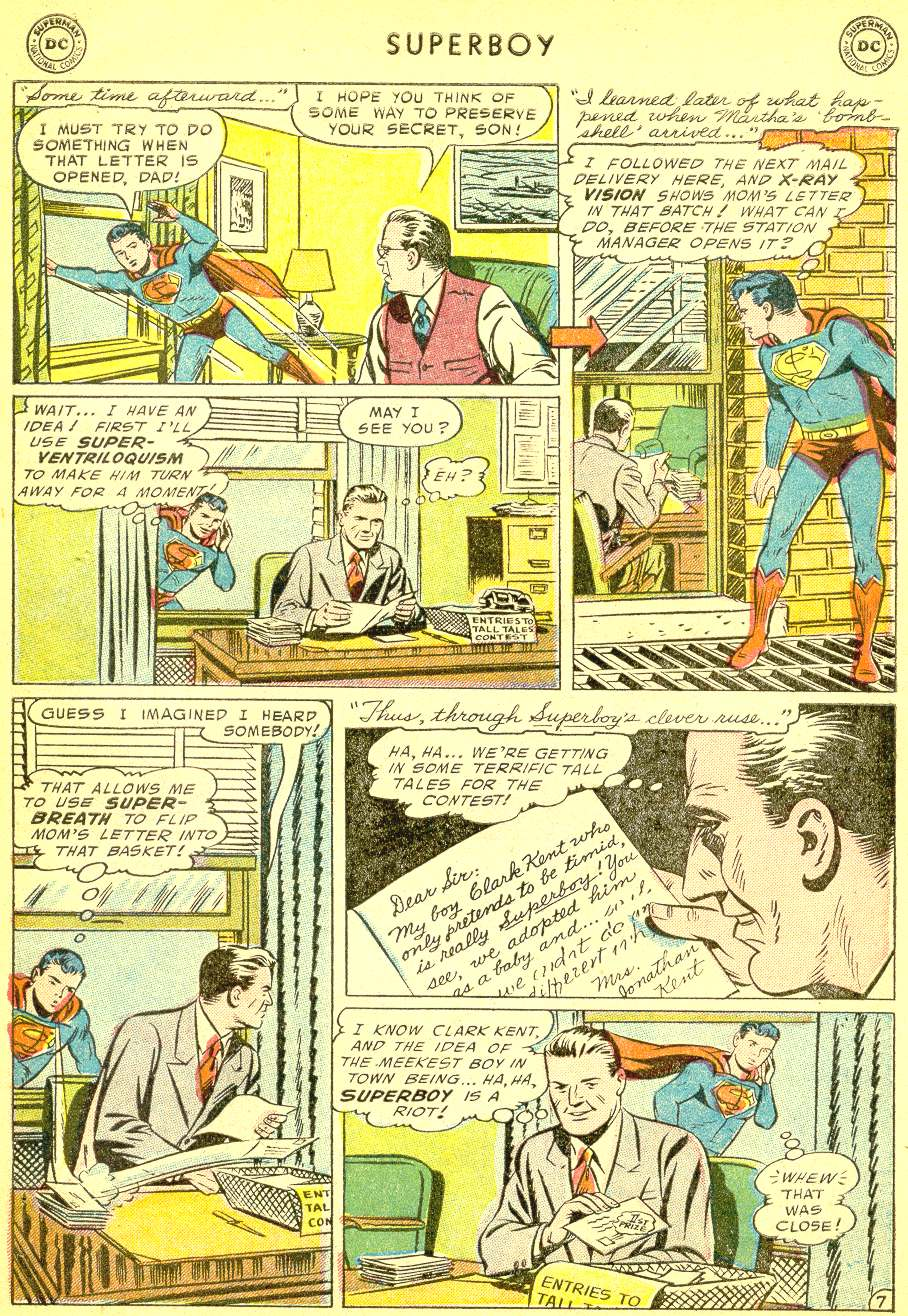 Superboy (1949) issue 41 - Page 28