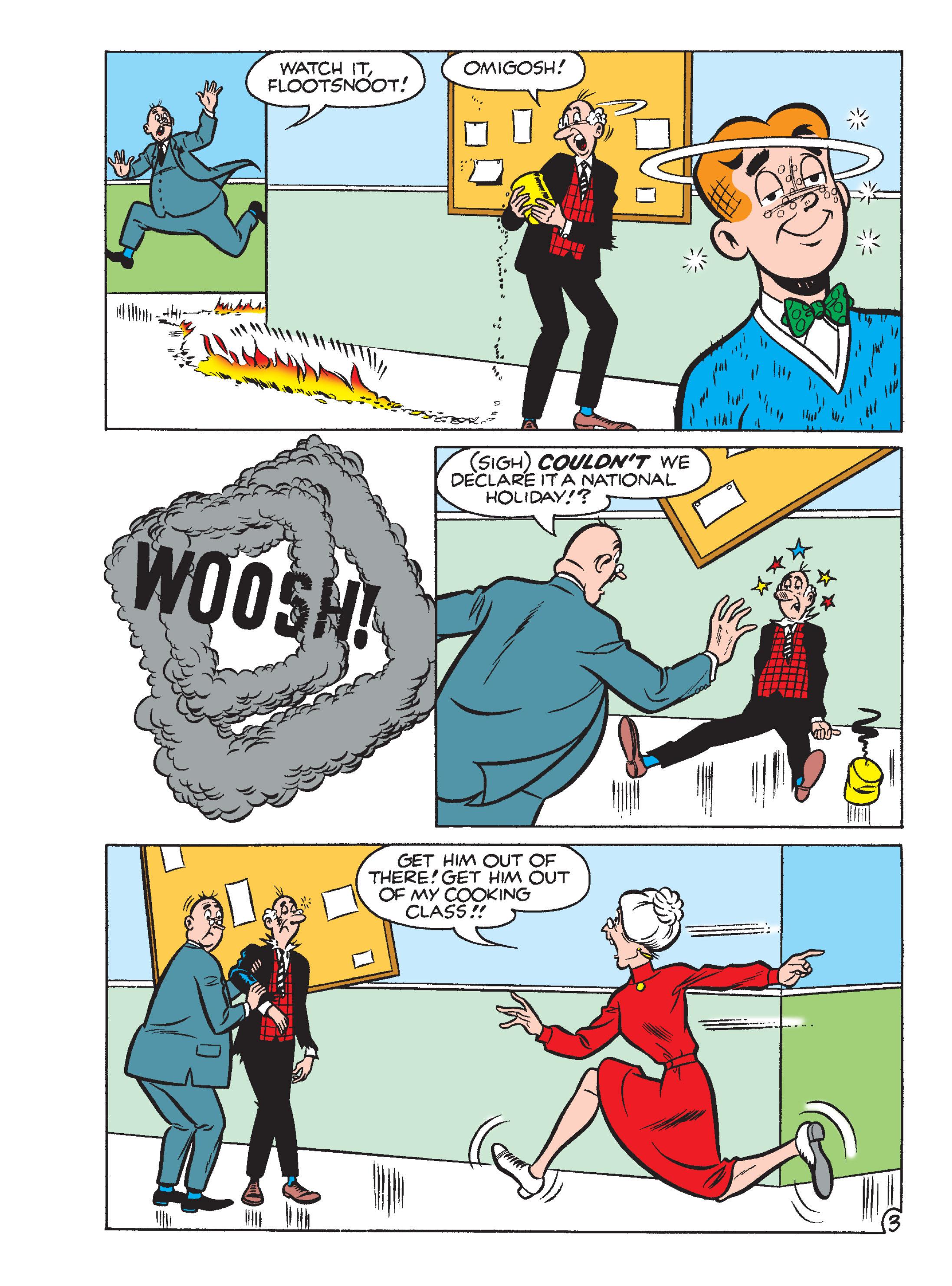 Read online Archie 1000 Page Comics Blowout! comic -  Issue # TPB (Part 1) - 165