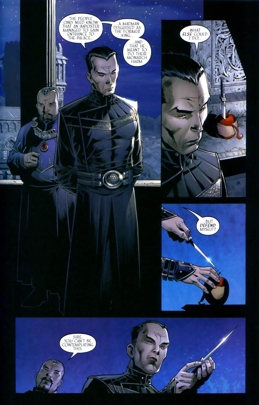 Read online Scion comic -  Issue #31 - 10