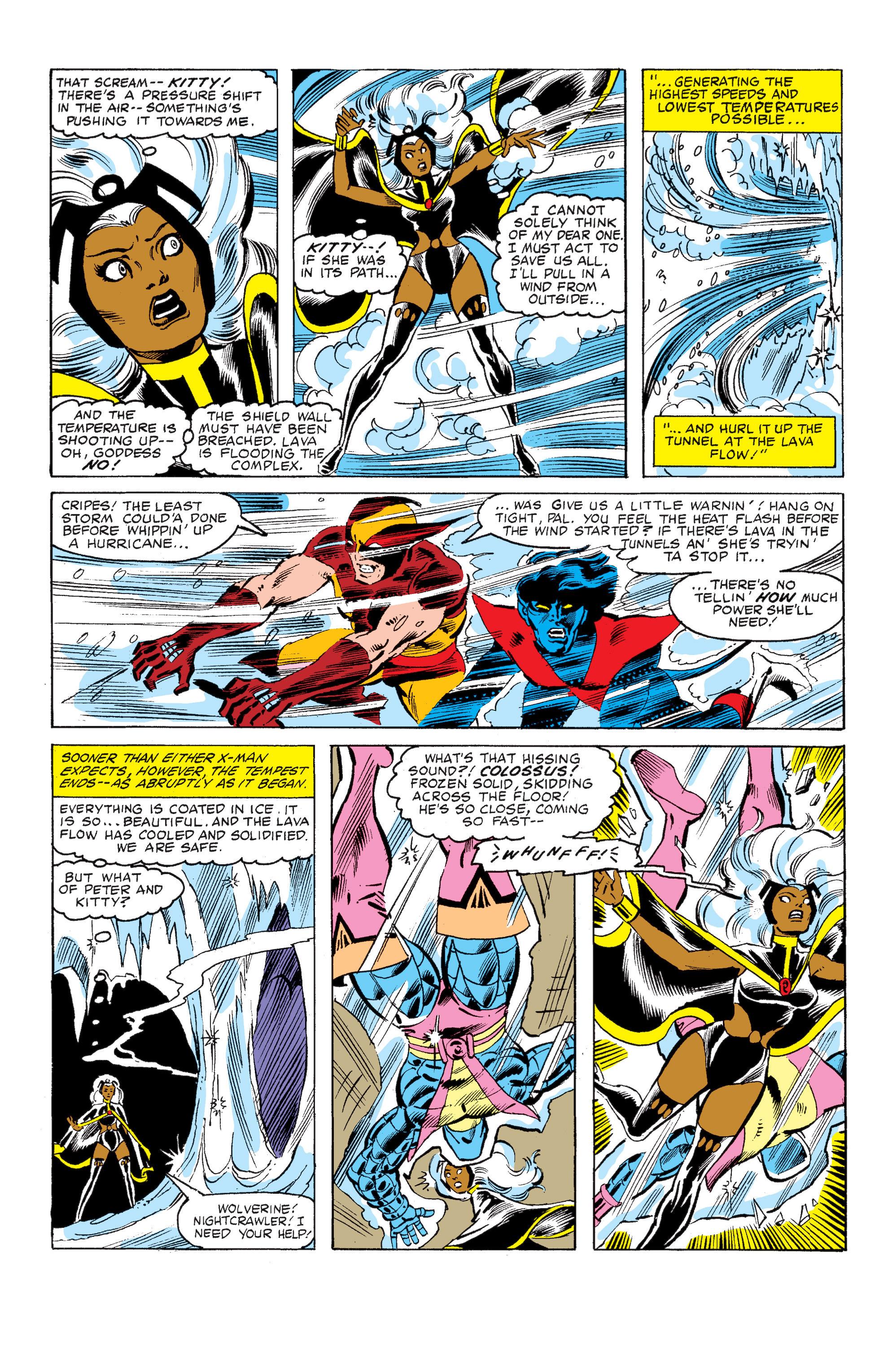 Read online Uncanny X-Men (1963) comic -  Issue #149 - 15
