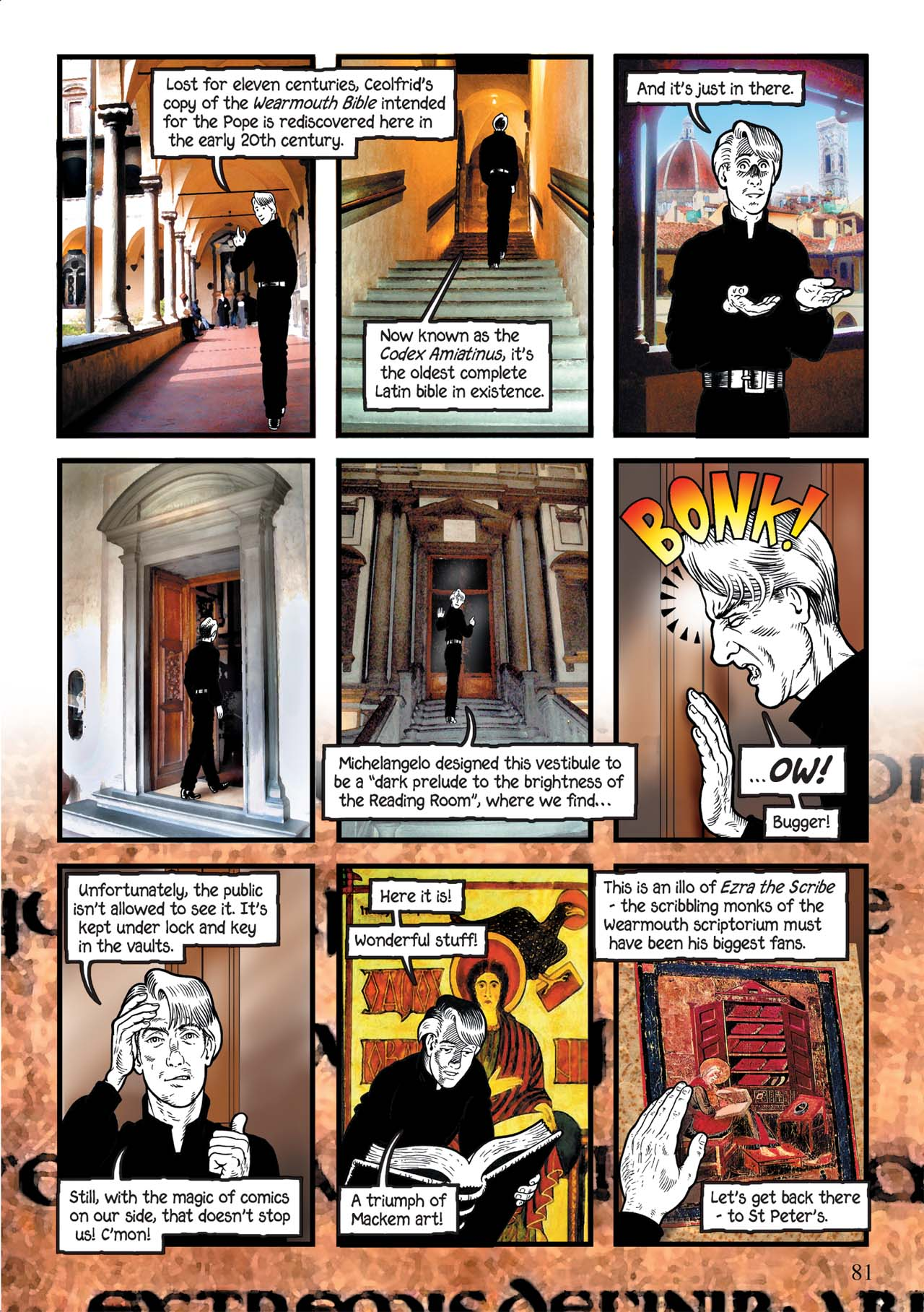 Read online Alice in Sunderland comic -  Issue # Full - 85