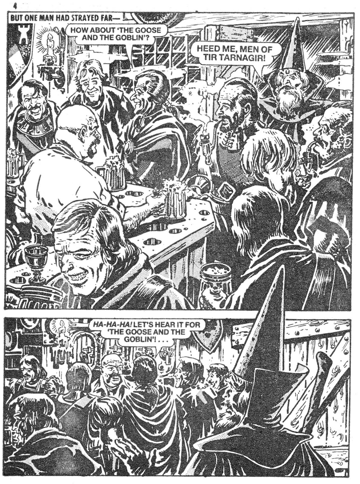 Starblazer issue 209 - Page 5