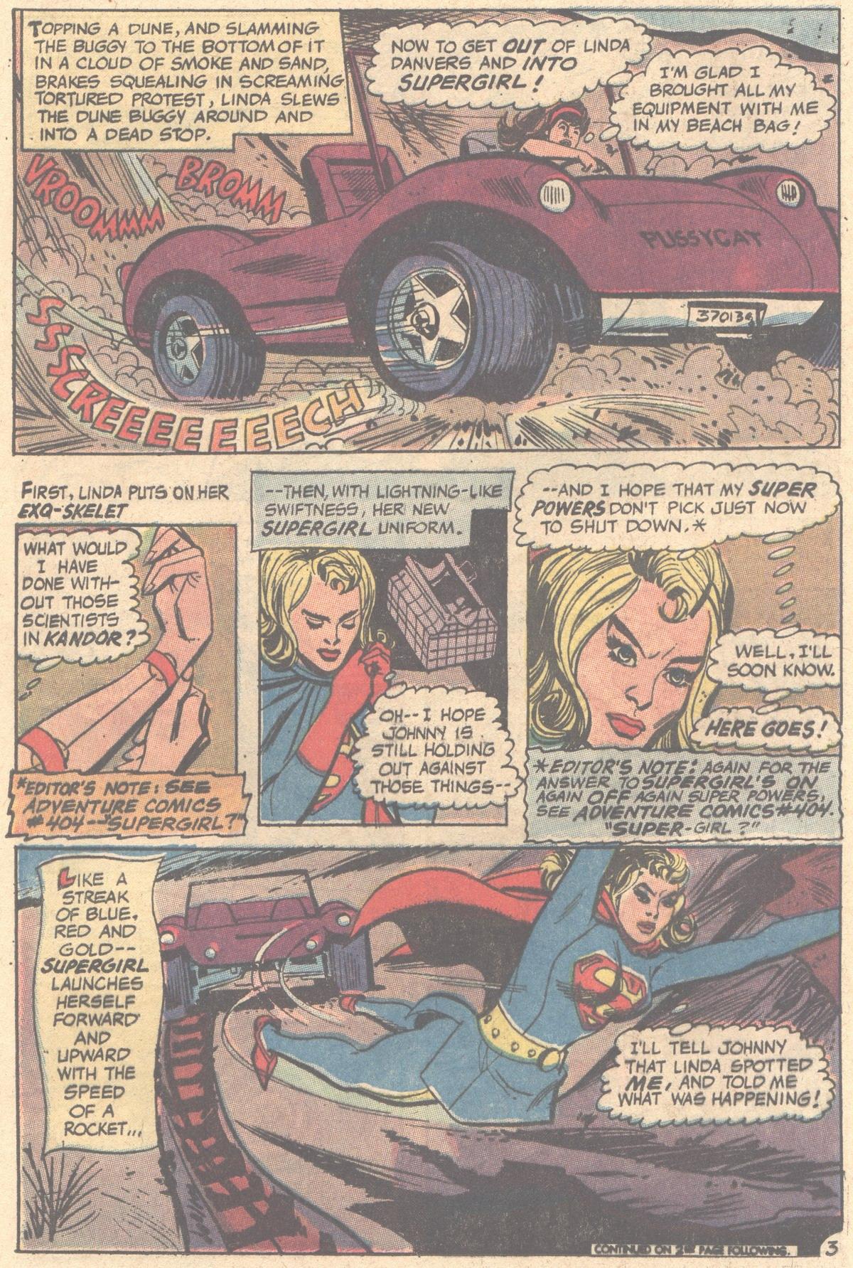 Read online Adventure Comics (1938) comic -  Issue #408 - 24