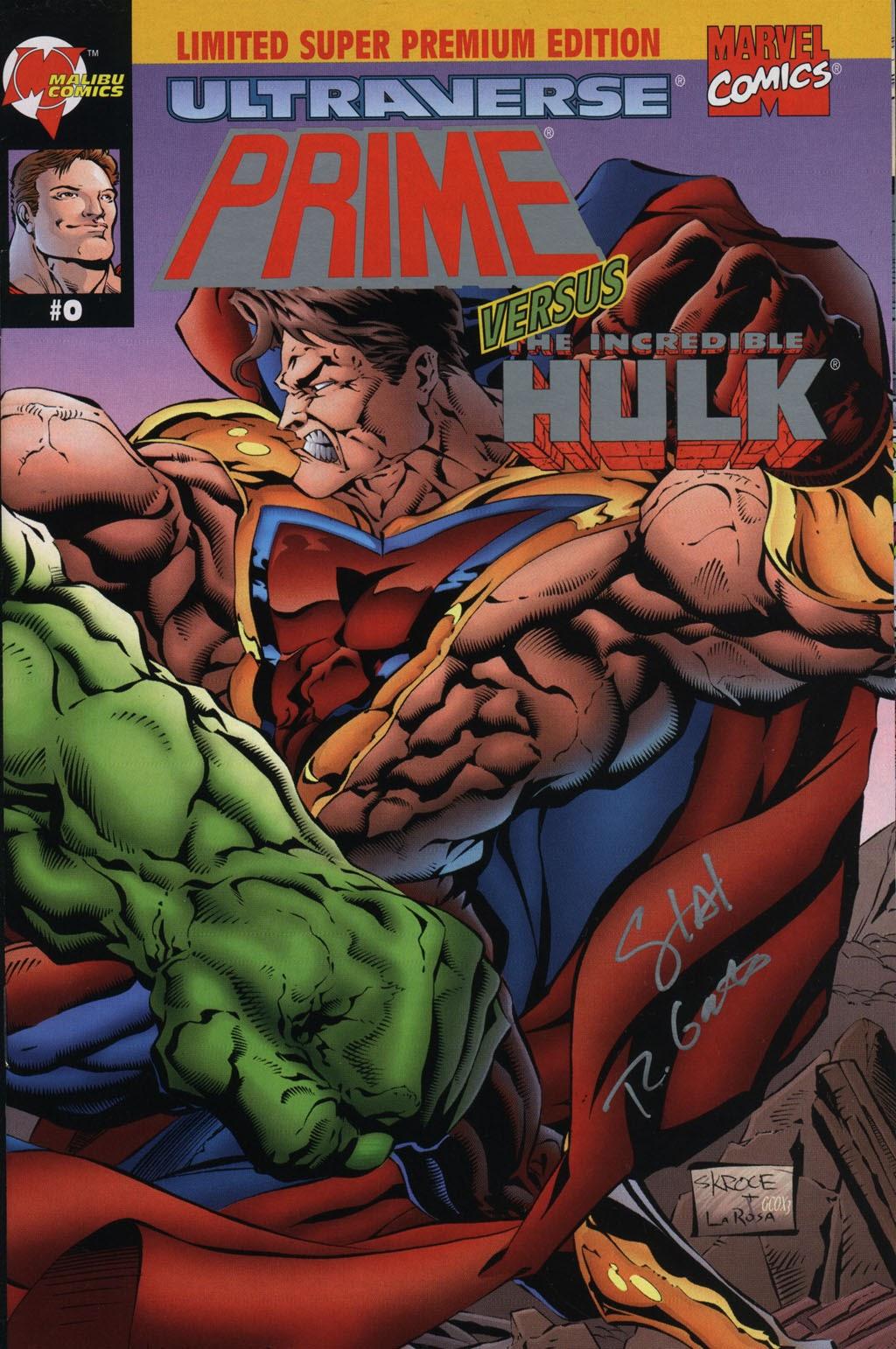 Read online Prime Vs. The Incredible Hulk comic -  Issue # Full - 2