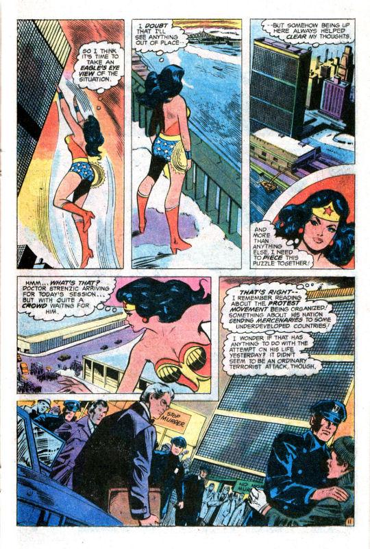 Read online Wonder Woman (1942) comic -  Issue #255 - 20