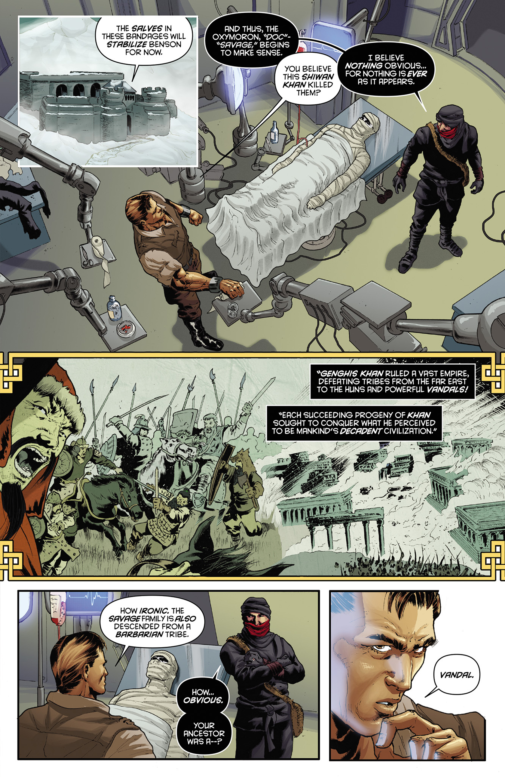 Read online Justice, Inc. comic -  Issue #3 - 8