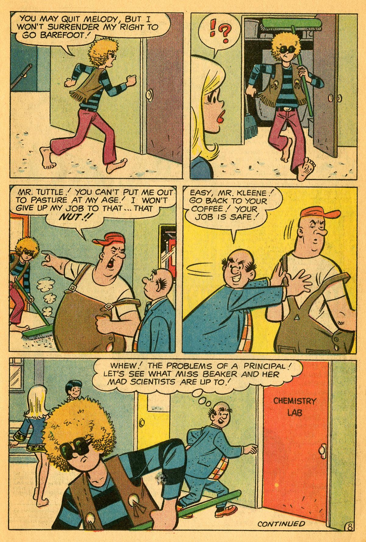 Read online She's Josie comic -  Issue #40 - 11