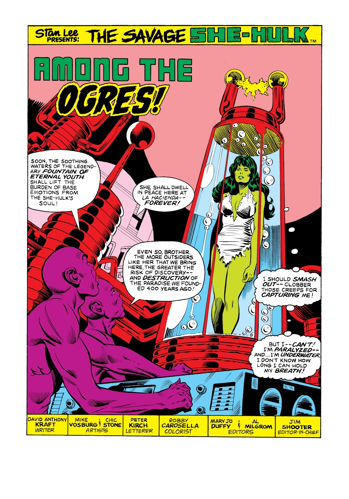 Marvel Masterworks: The Savage She-Hulk issue TPB_1_(Part_2) - Page 37