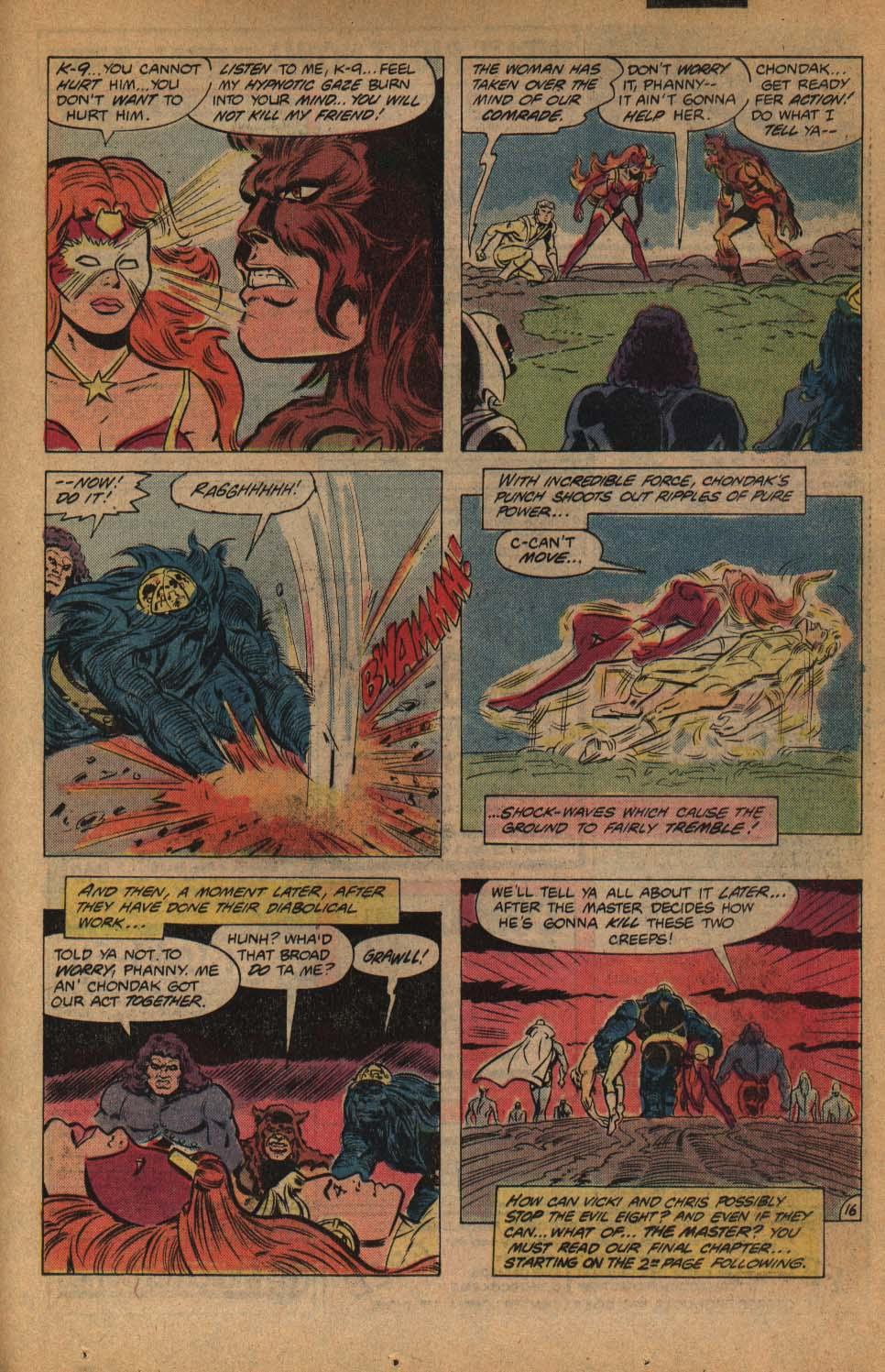Read online Adventure Comics (1938) comic -  Issue #485 - 23