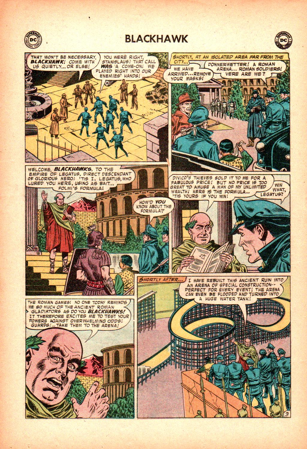 Blackhawk (1957) Issue #128 #21 - English 16