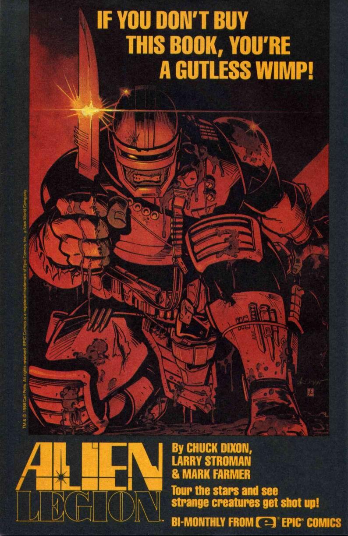 Read online Doctor Zero comic -  Issue #3 - 34