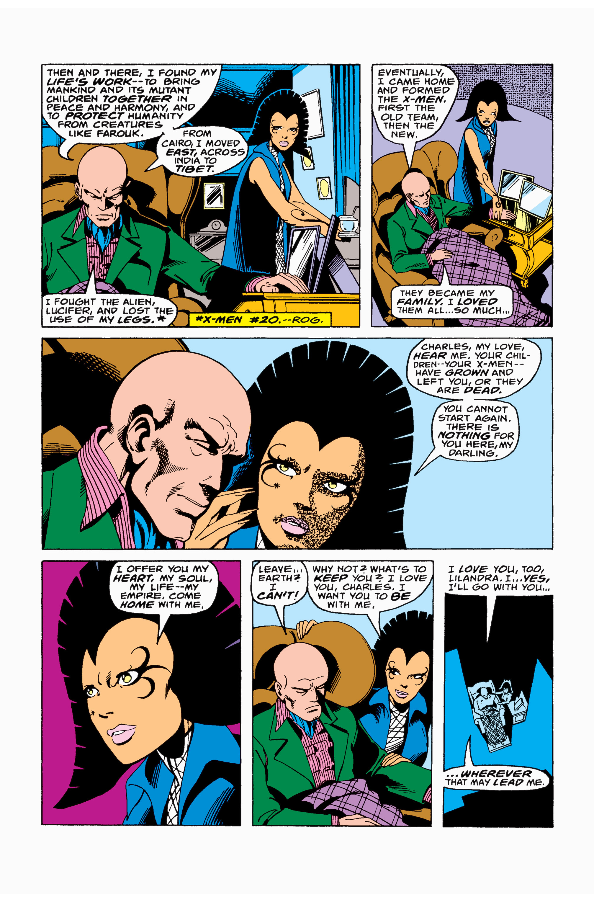 Read online Uncanny X-Men (1963) comic -  Issue #117 - 17