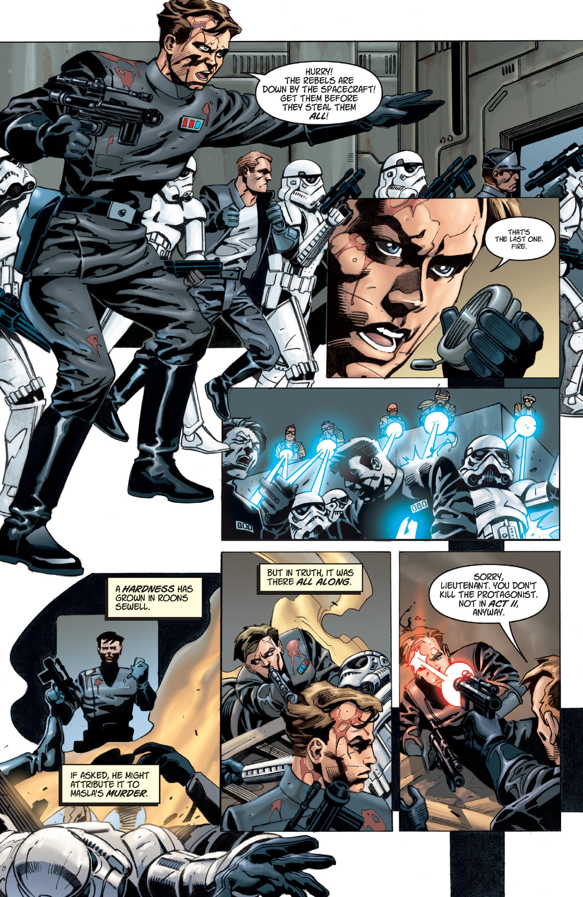 Read online Star Wars Omnibus comic -  Issue # Vol. 17 - 167