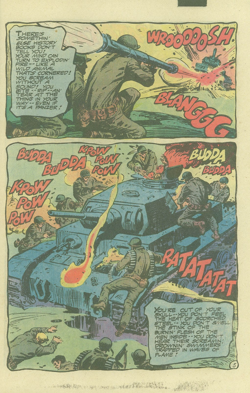 Sgt. Rock issue 387 - Page 8