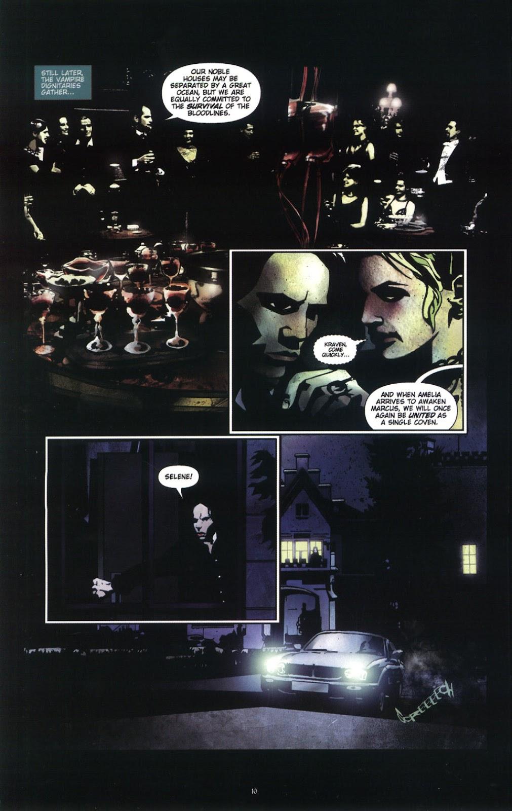 Read online Underworld (2003) comic -  Issue # Full - 12