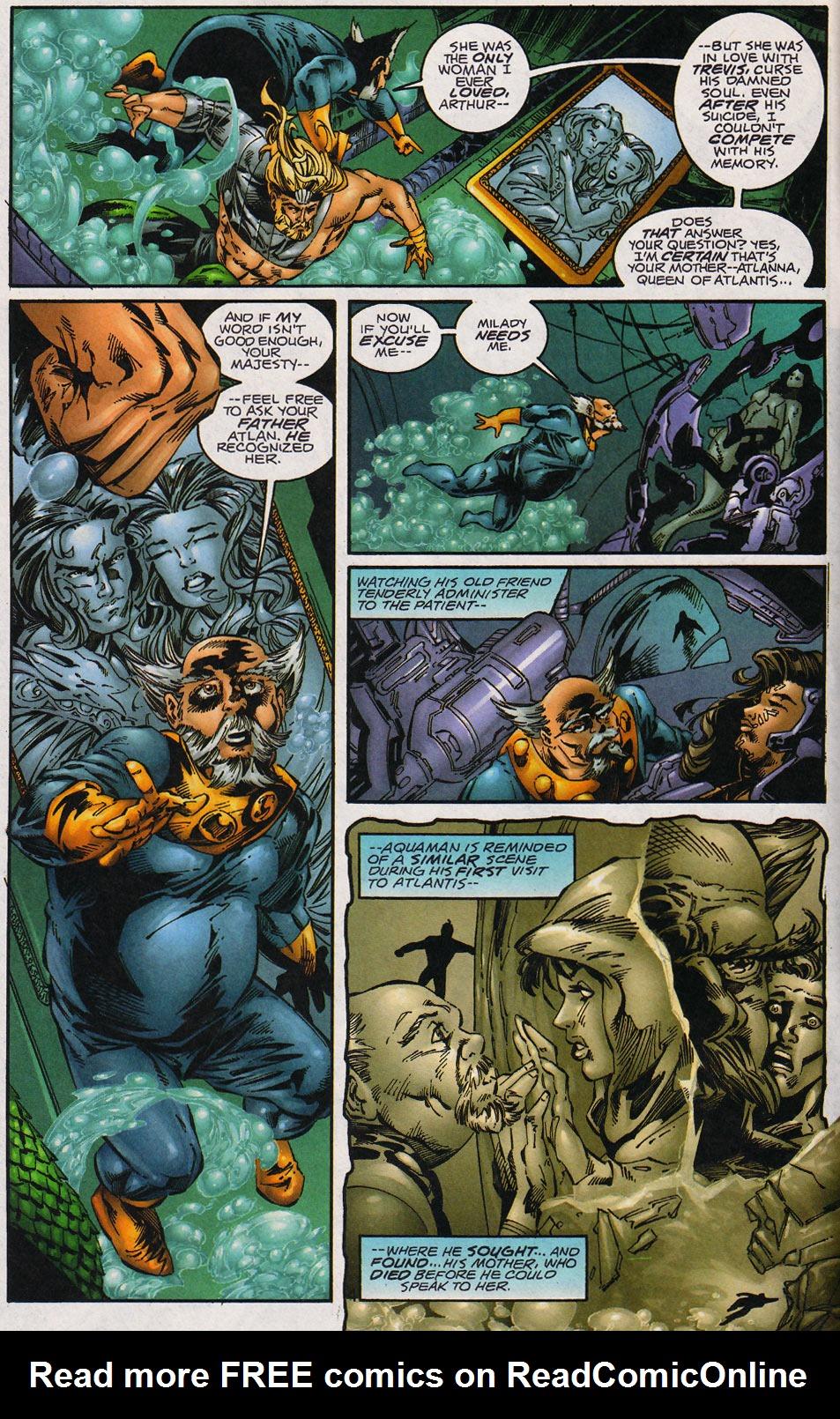 Read online Aquaman (1994) comic -  Issue #59 - 5