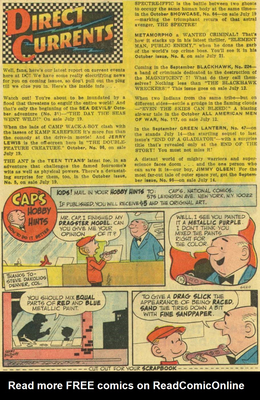 Aquaman (1962) Issue #29 #29 - English 13