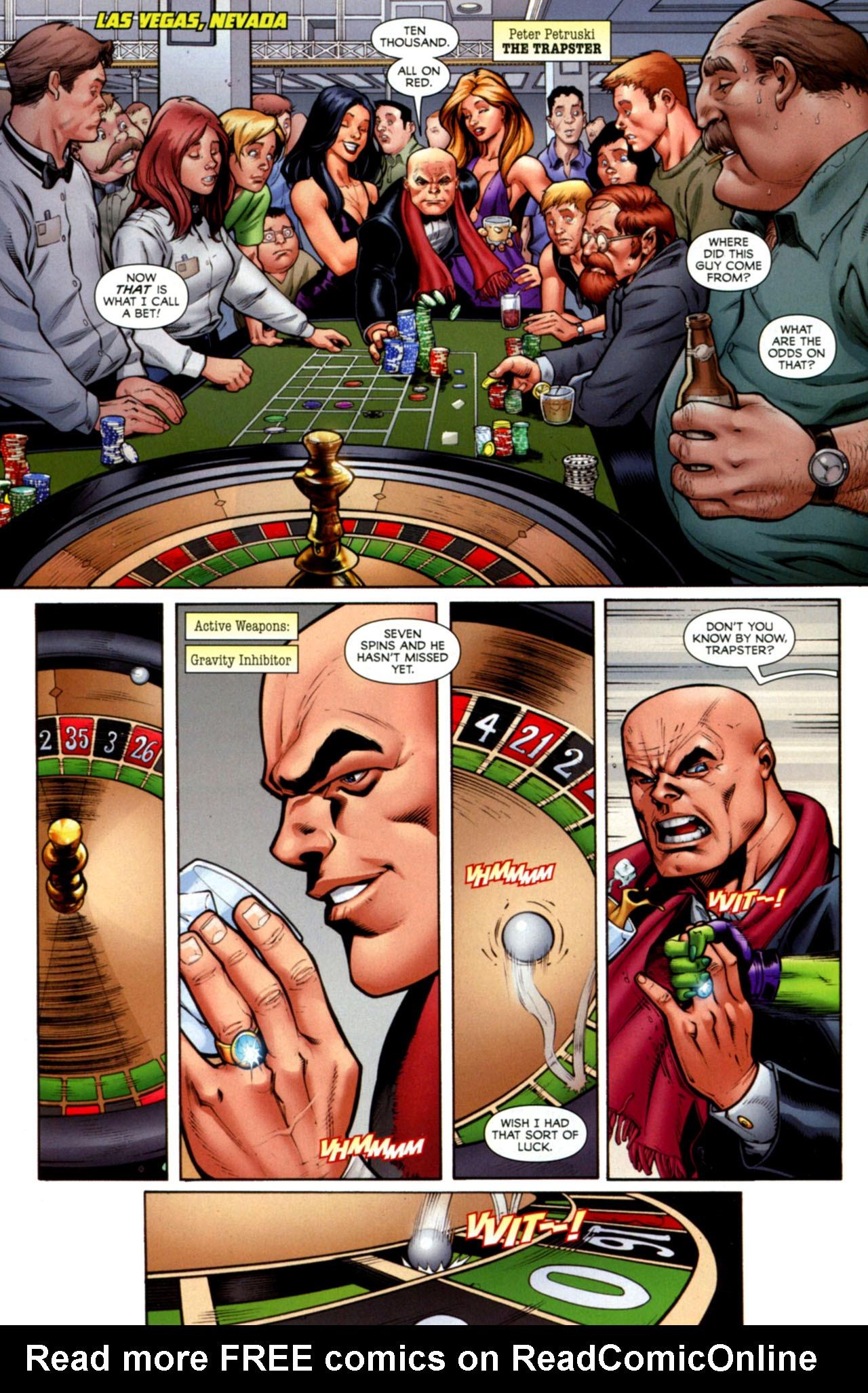 Read online She-Hulks comic -  Issue #1 - 3