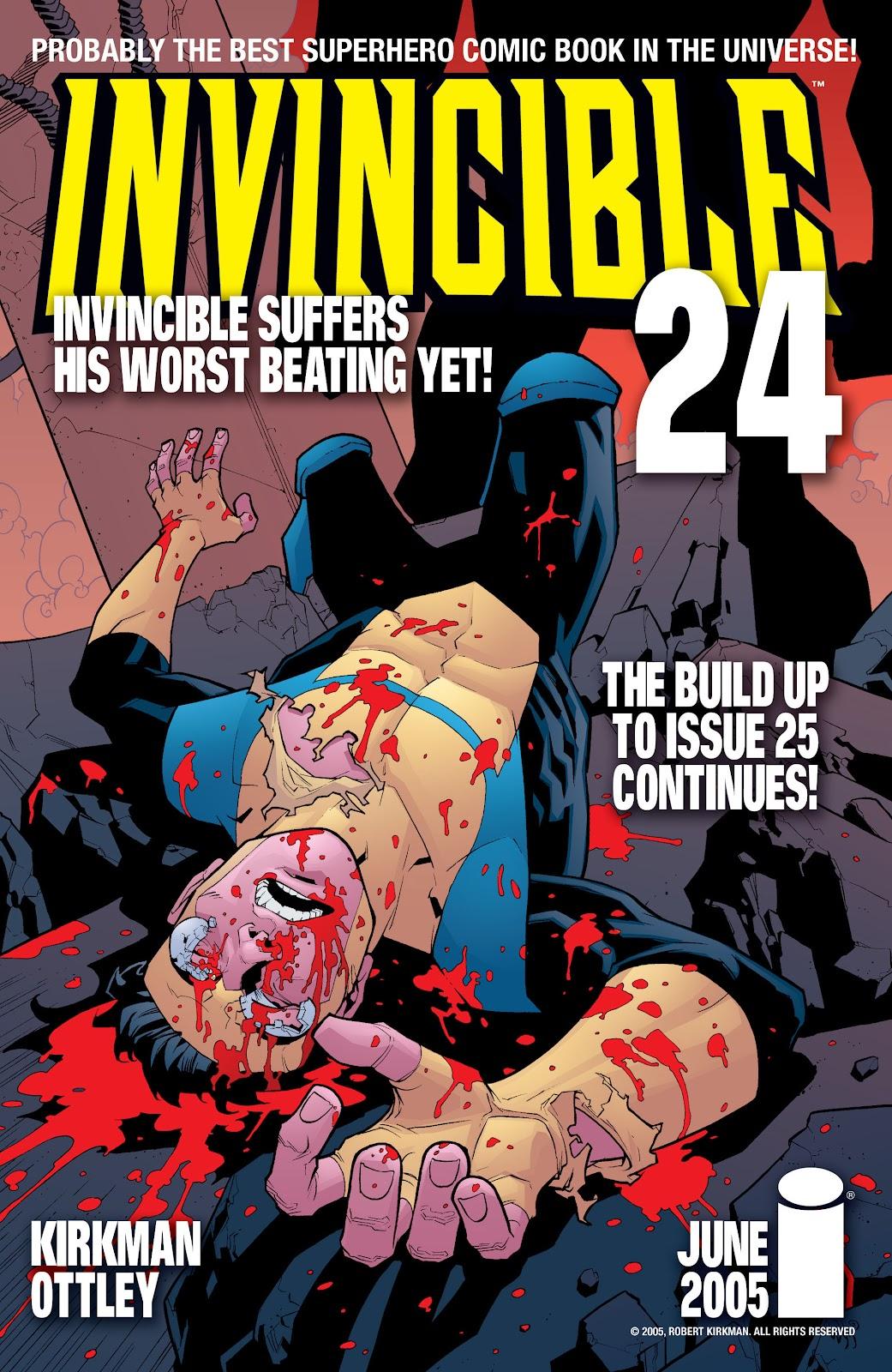 Invincible (2003) 23 Page 29