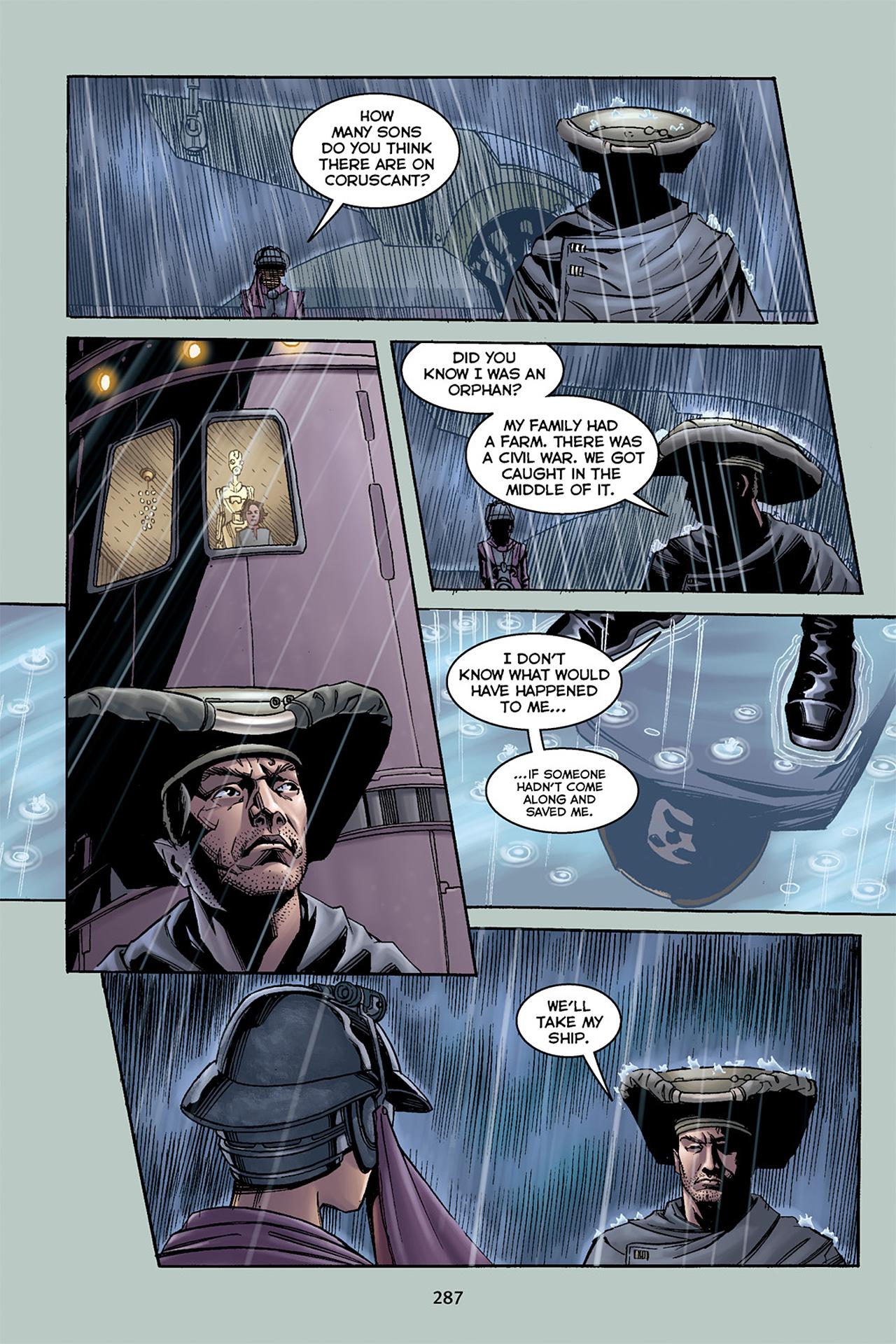 Read online Star Wars Omnibus comic -  Issue # Vol. 10 - 283