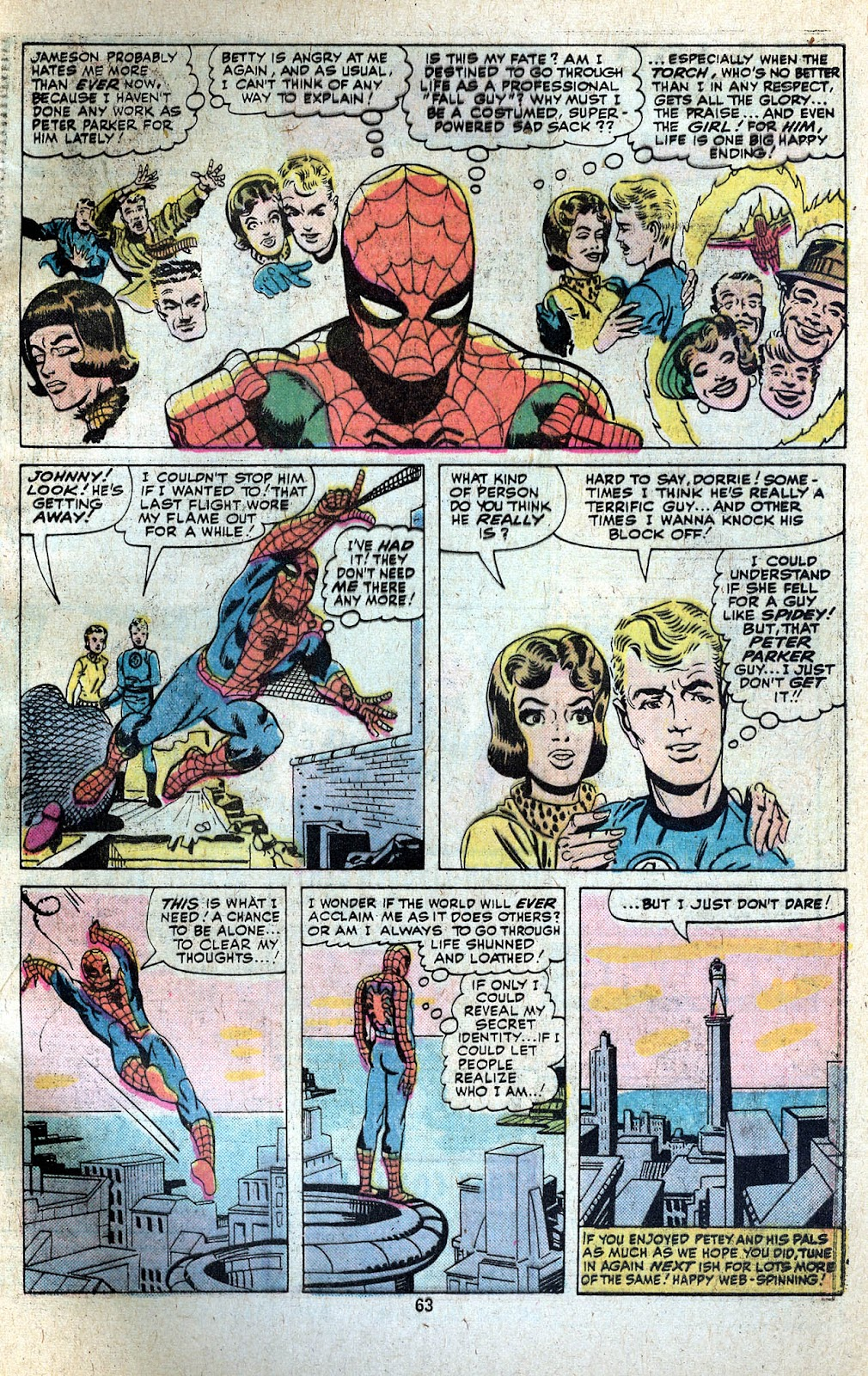 Giant-Size Spider-Man (1974) issue 5 - Page 65